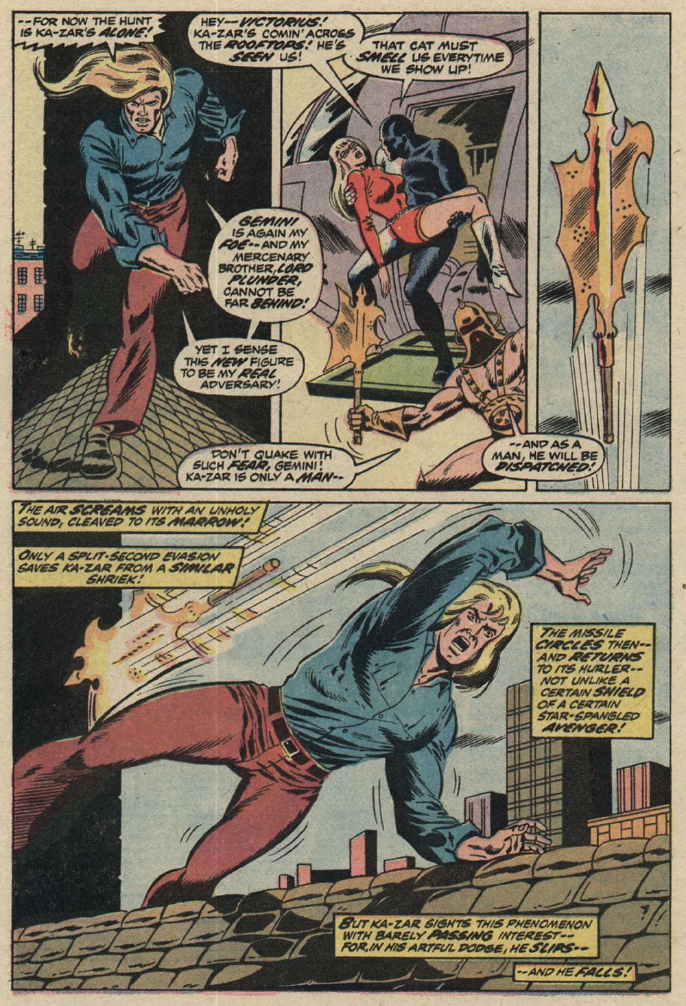 Read online Astonishing Tales (1970) comic -  Issue #19 - 8