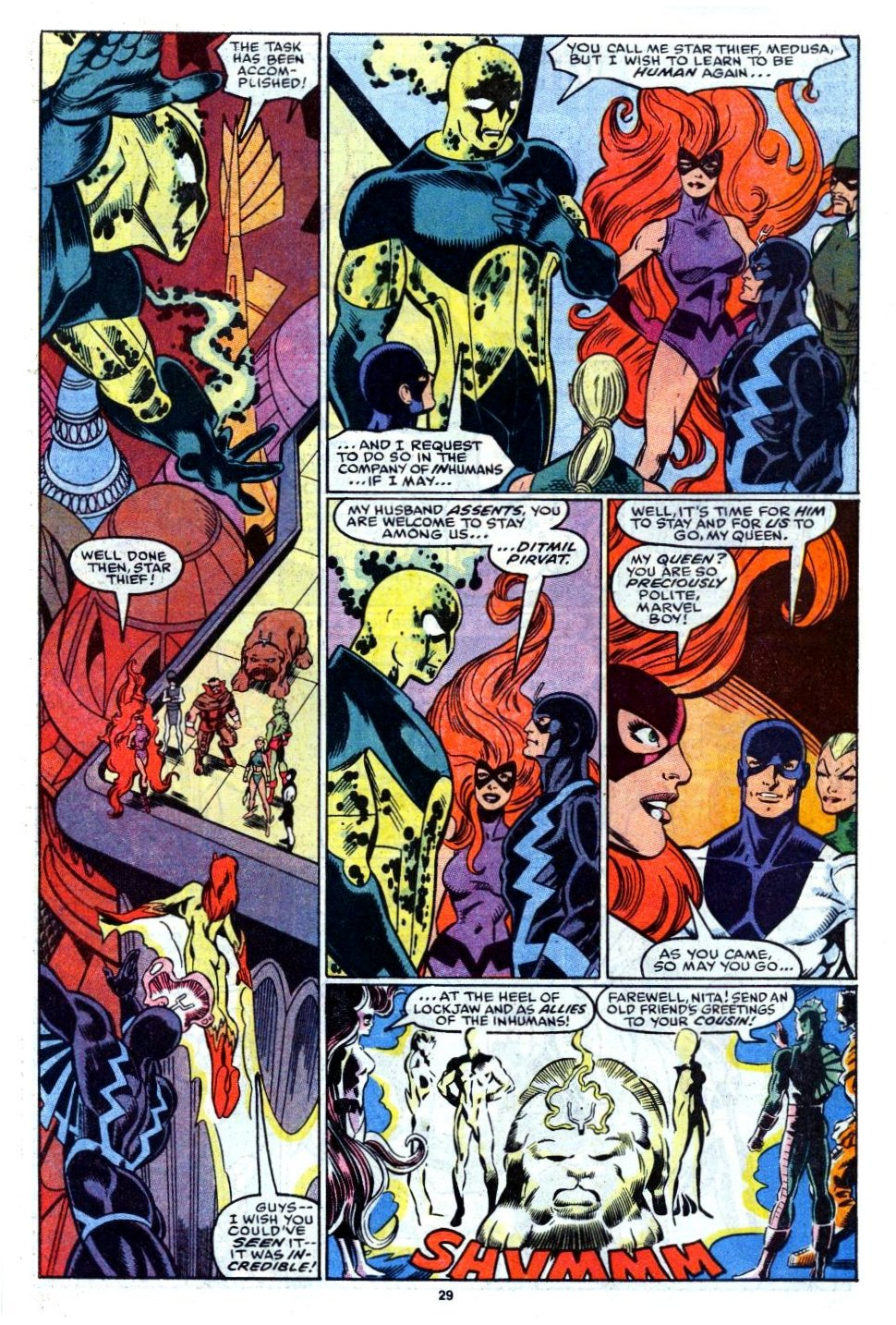 The New Warriors Issue #6 #10 - English 22