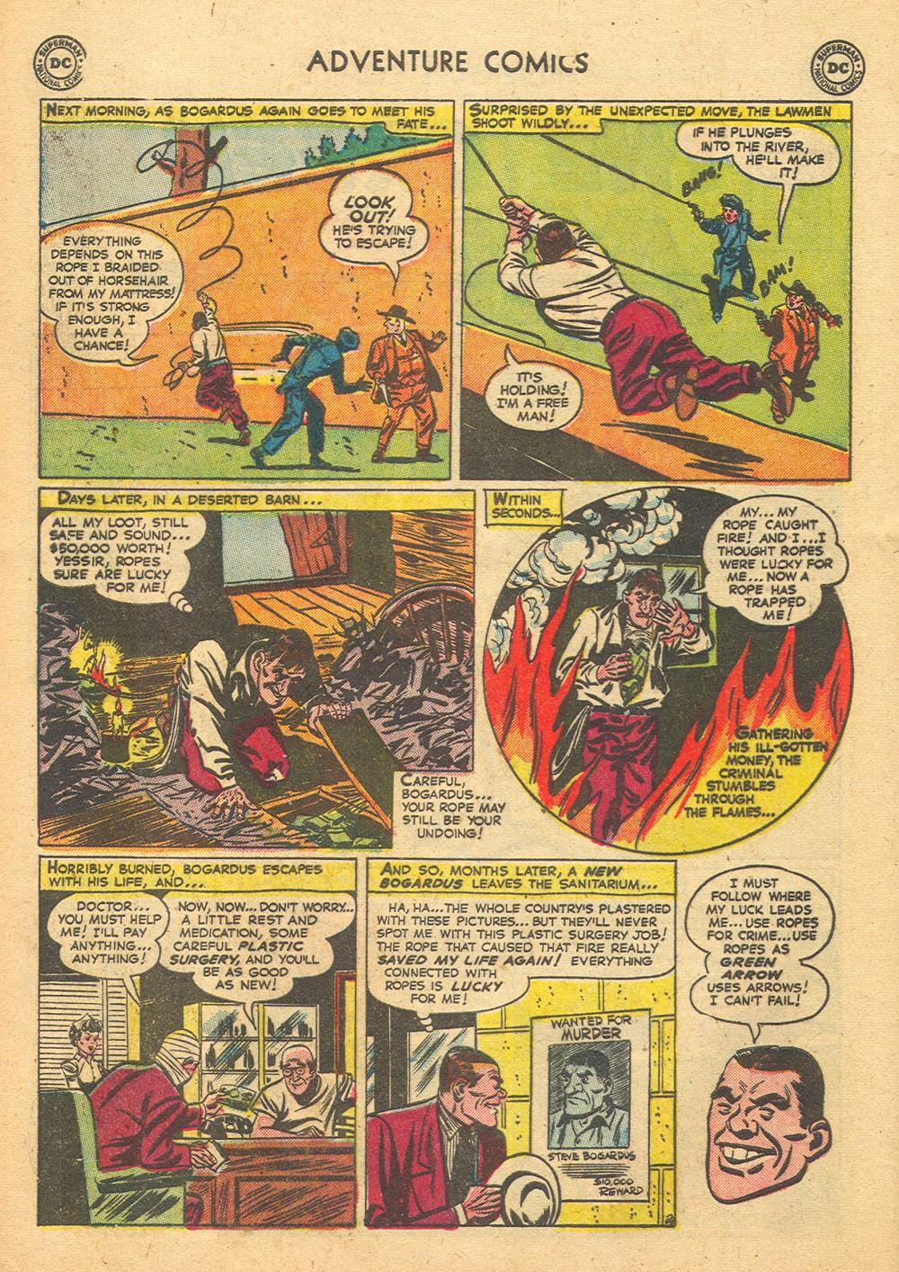 Read online Adventure Comics (1938) comic -  Issue #176 - 36