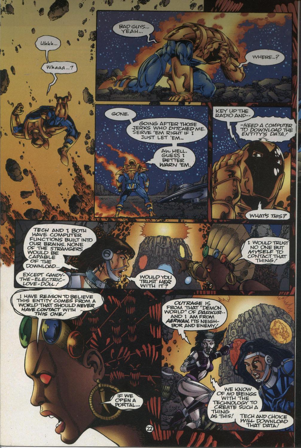 Read online Break-Thru comic -  Issue #2 - 23