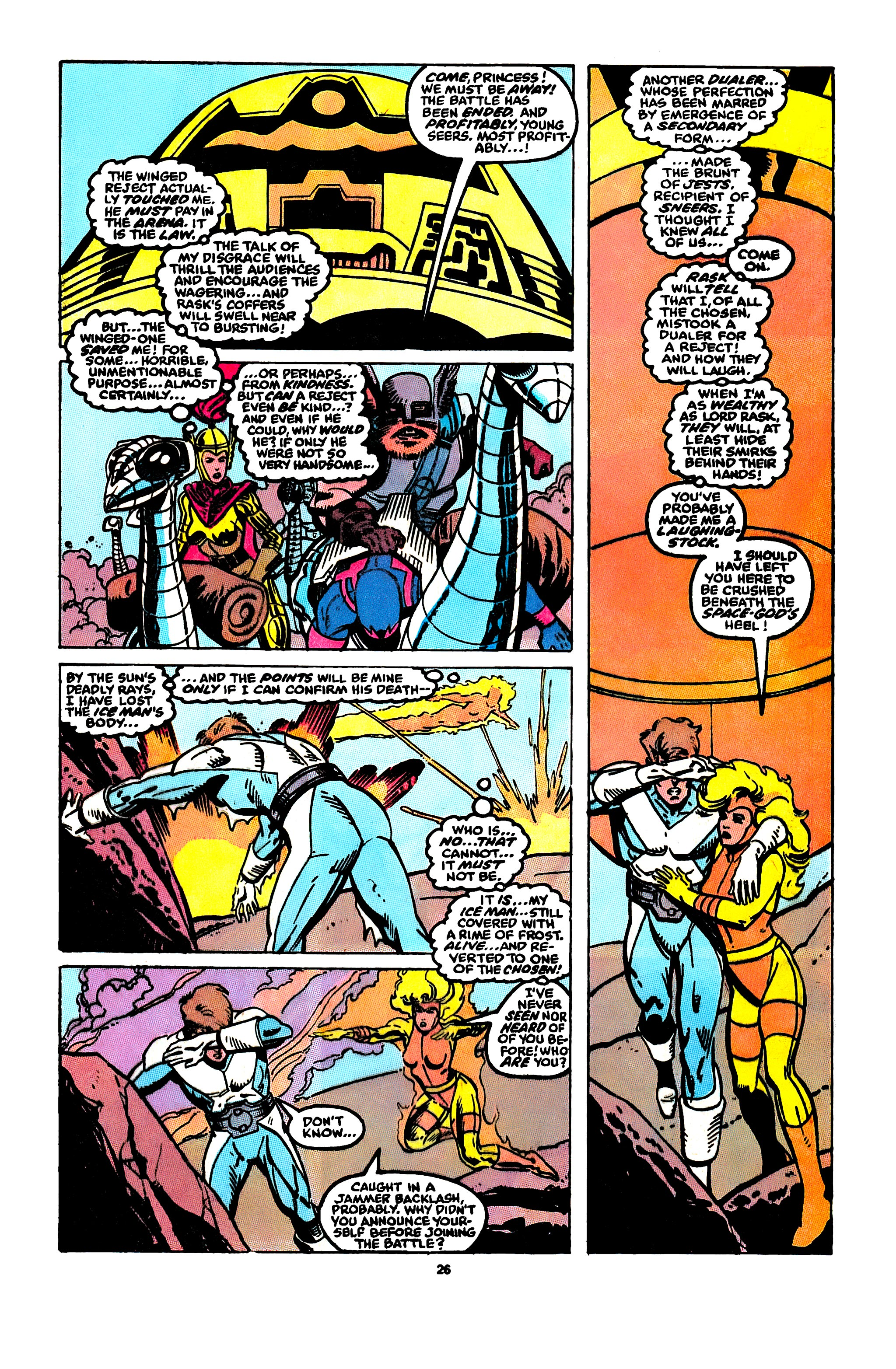 Read online X-Factor (1986) comic -  Issue #43 - 20