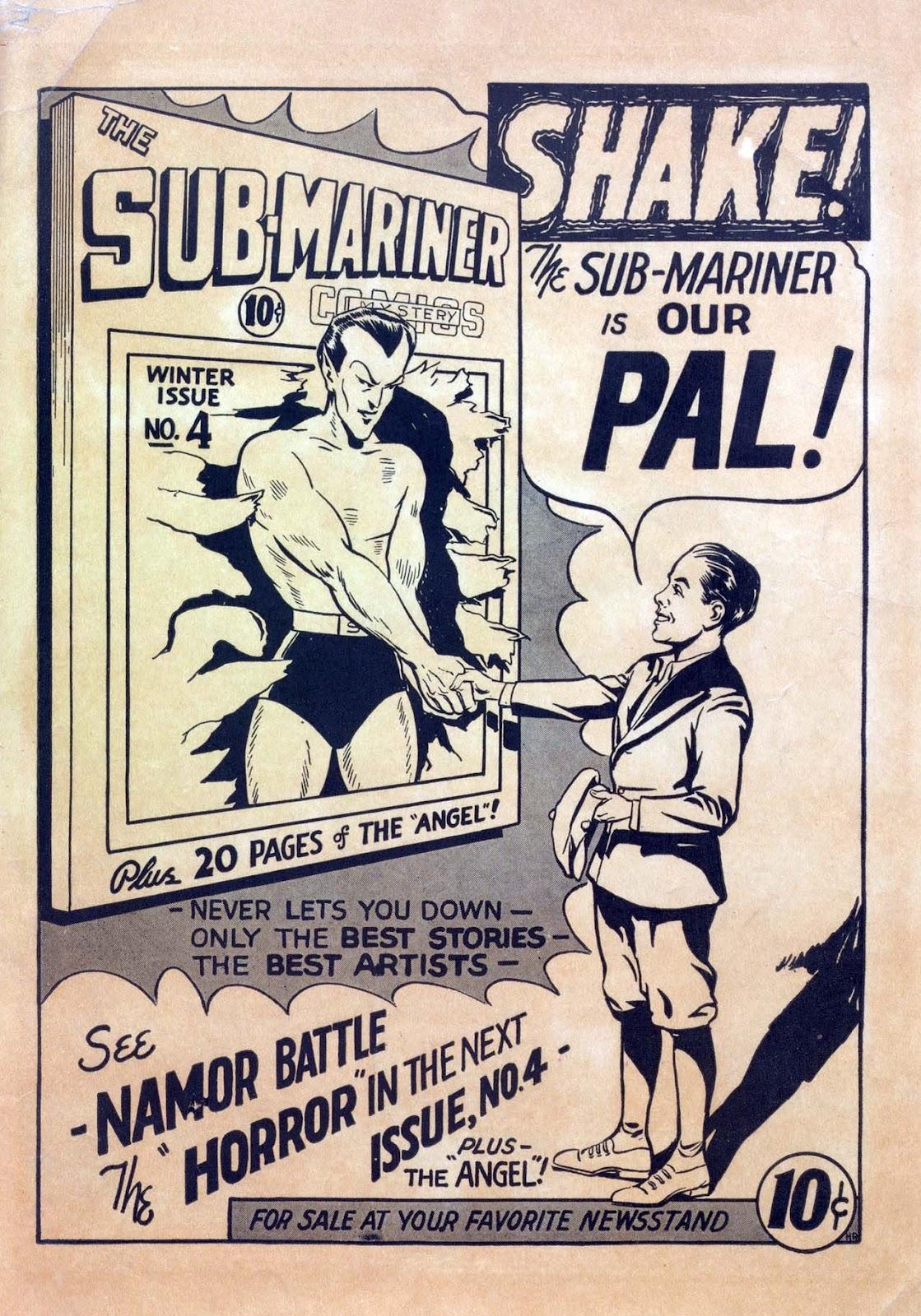 Read online Joker Comics comic -  Issue #1 - 67