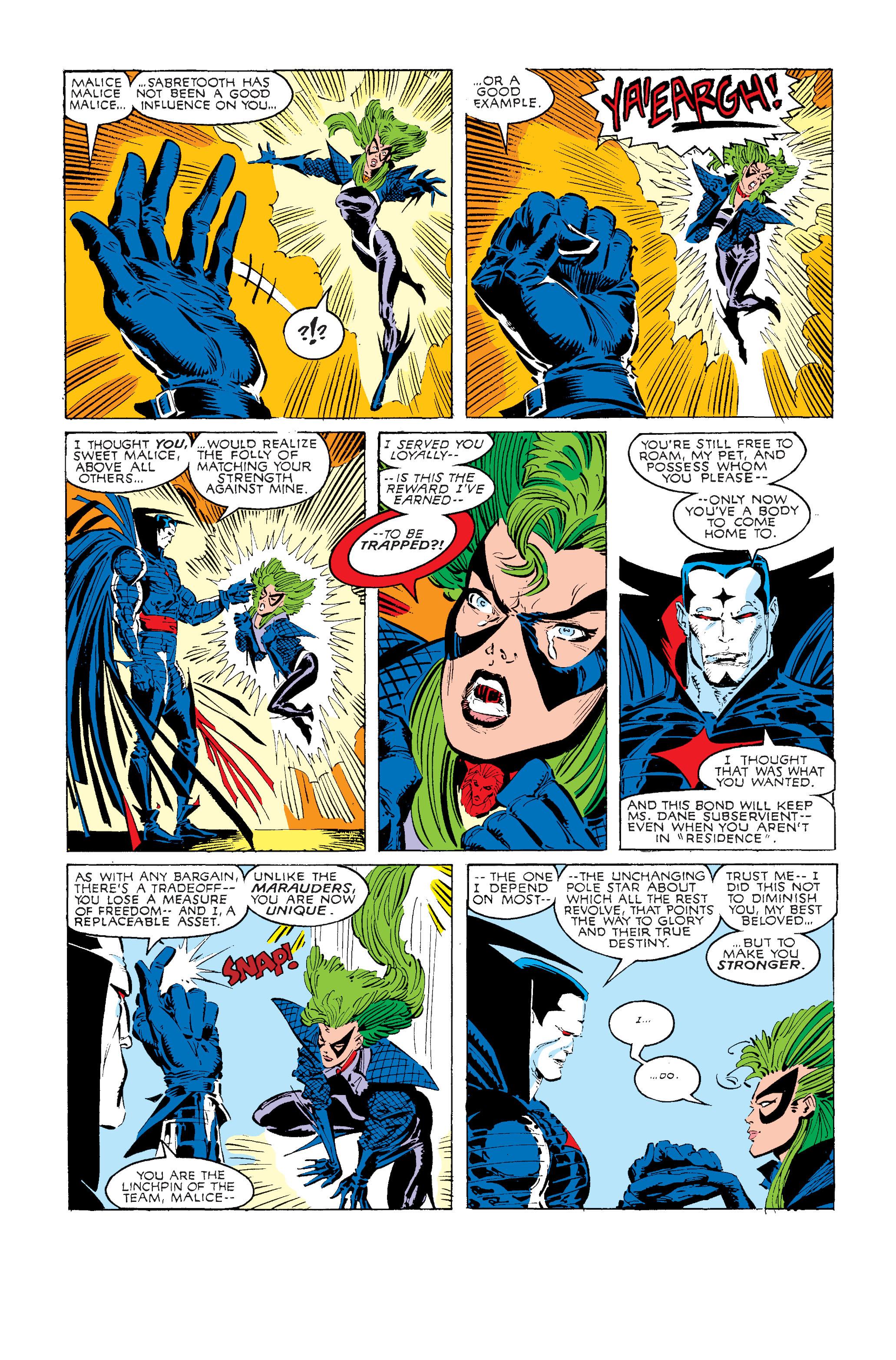 Read online Uncanny X-Men (1963) comic -  Issue #239 - 6