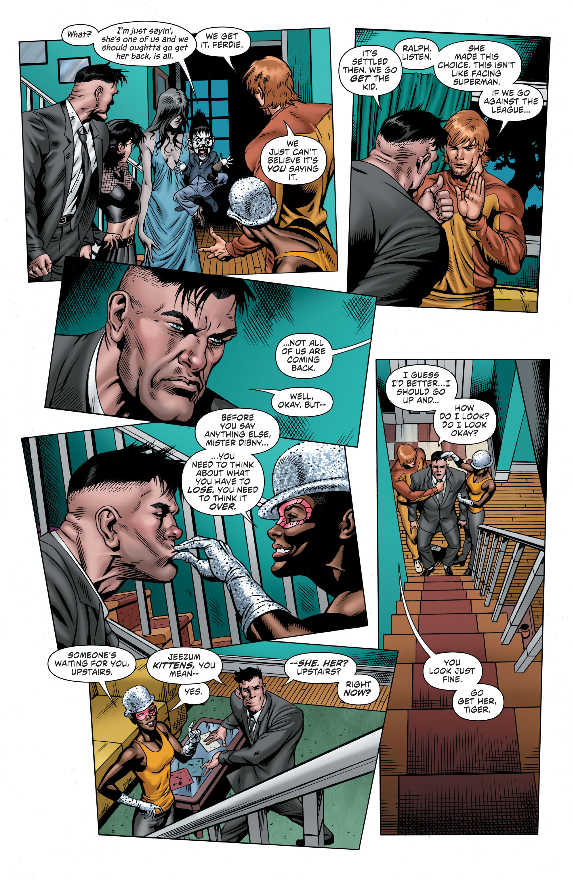 Read online Secret Six (2015) comic -  Issue #12 - 19