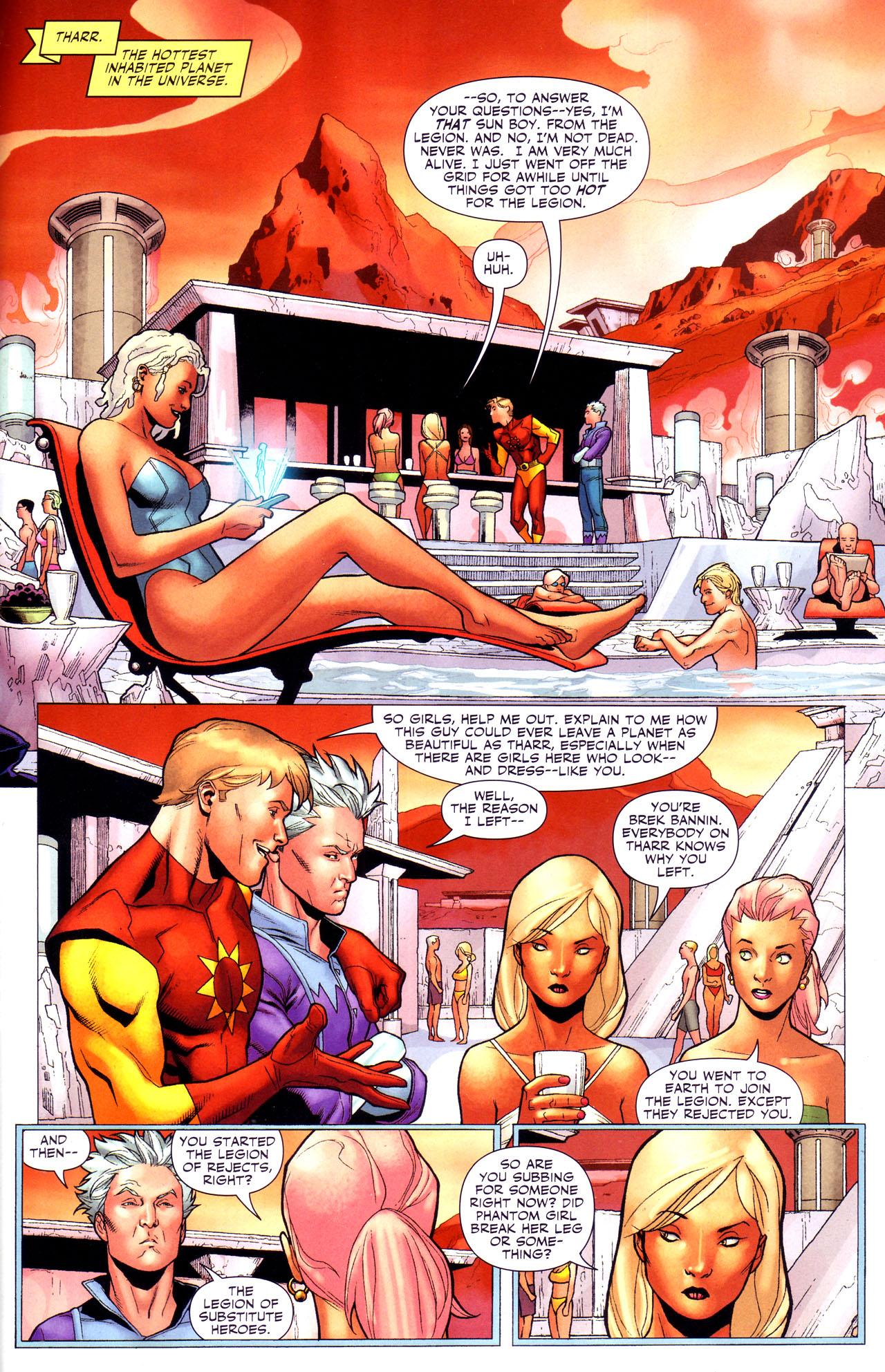 Read online Adventure Comics (2009) comic -  Issue #3 - 22