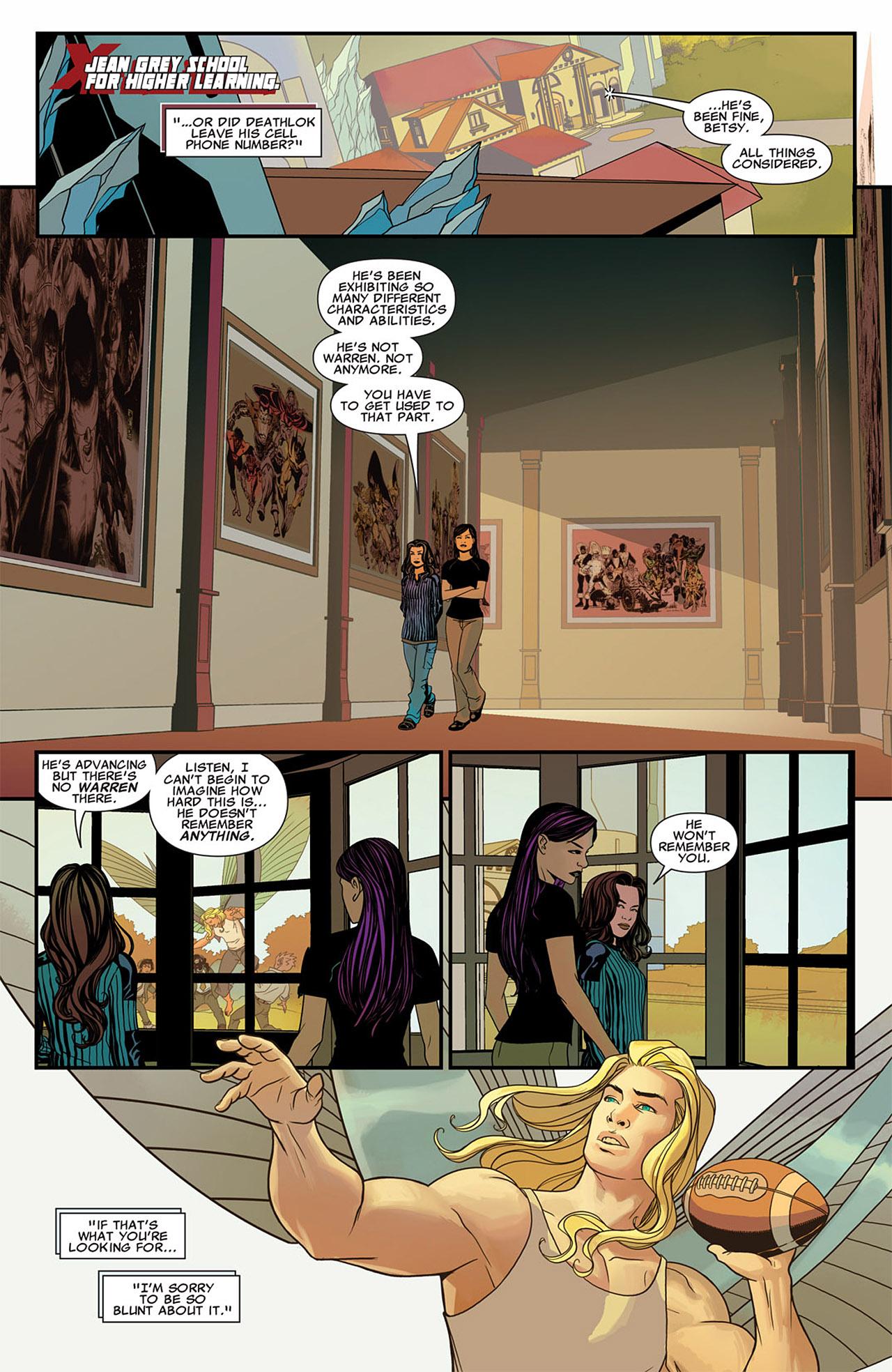 Uncanny X-Force (2010) #25 #27 - English 14