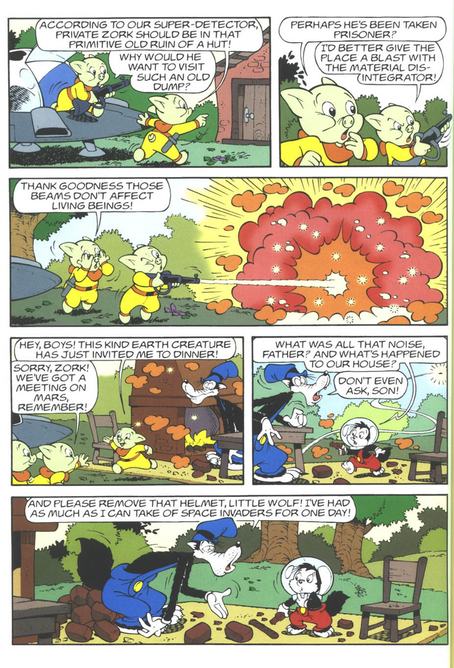 Walt Disney's Comics and Stories issue 609 - Page 36