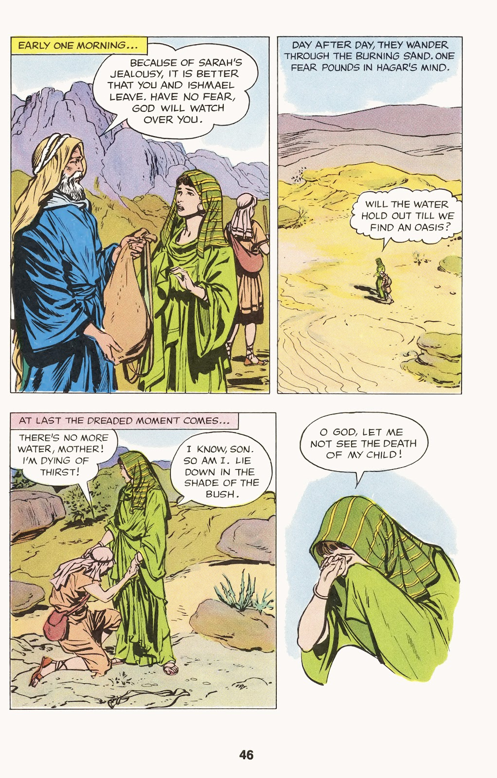 The Picture Bible issue TPB (Part 1) - Page 48