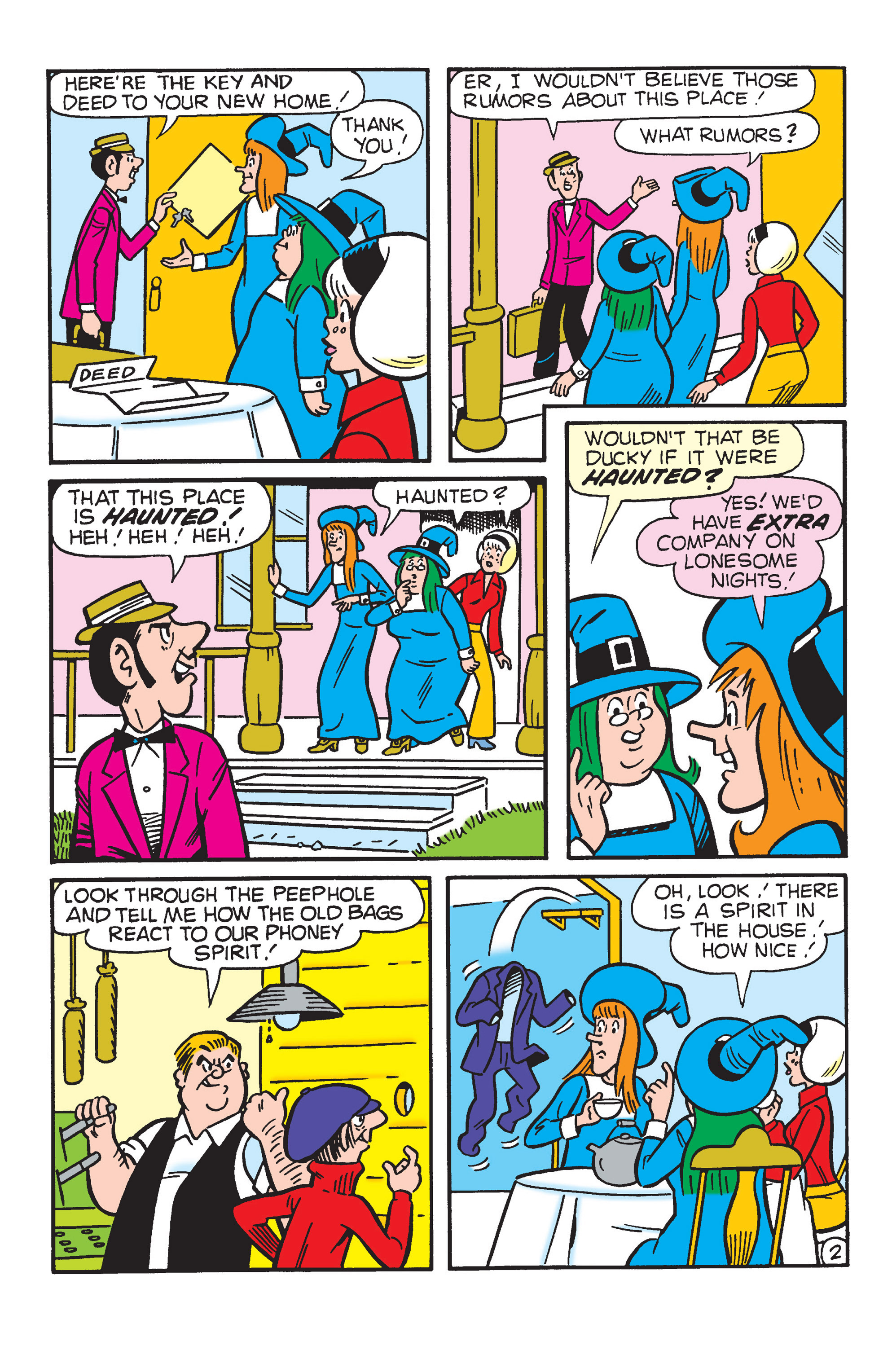 Read online Archie 75 Series comic -  Issue #2 - 29