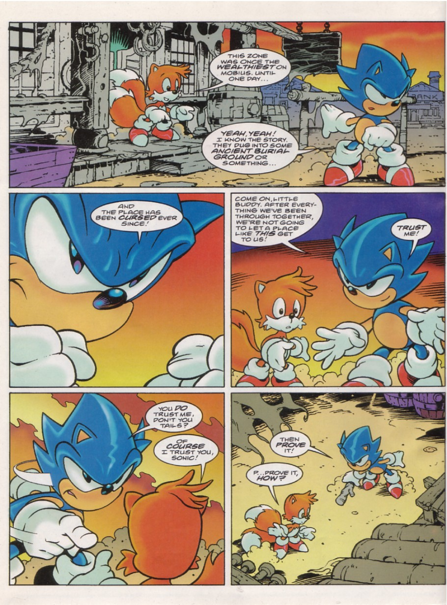 Read online Sonic the Comic comic -  Issue #141 - 4