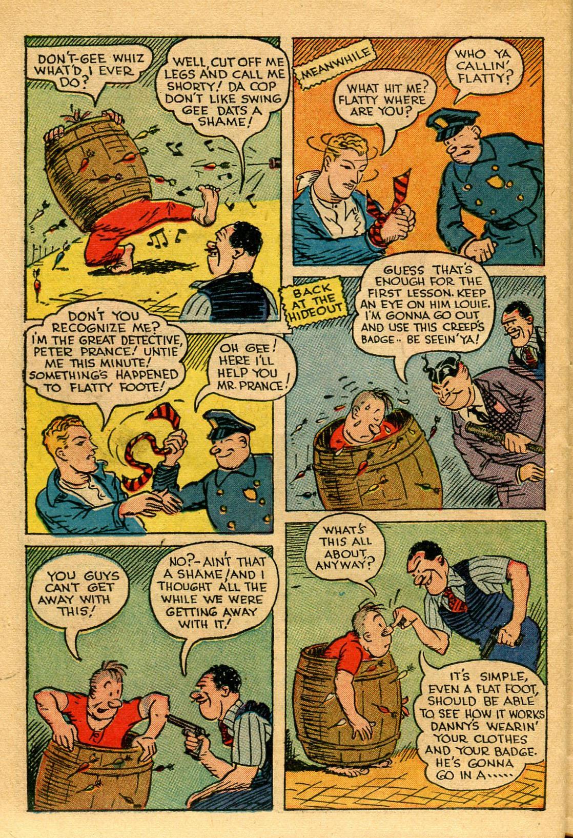 Read online Shadow Comics comic -  Issue #53 - 39