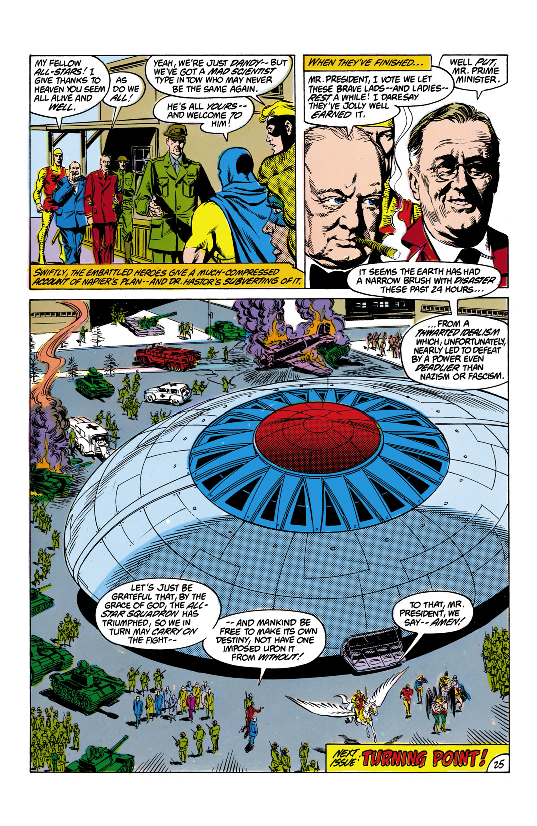 Read online All-Star Squadron comic -  Issue #12 - 26