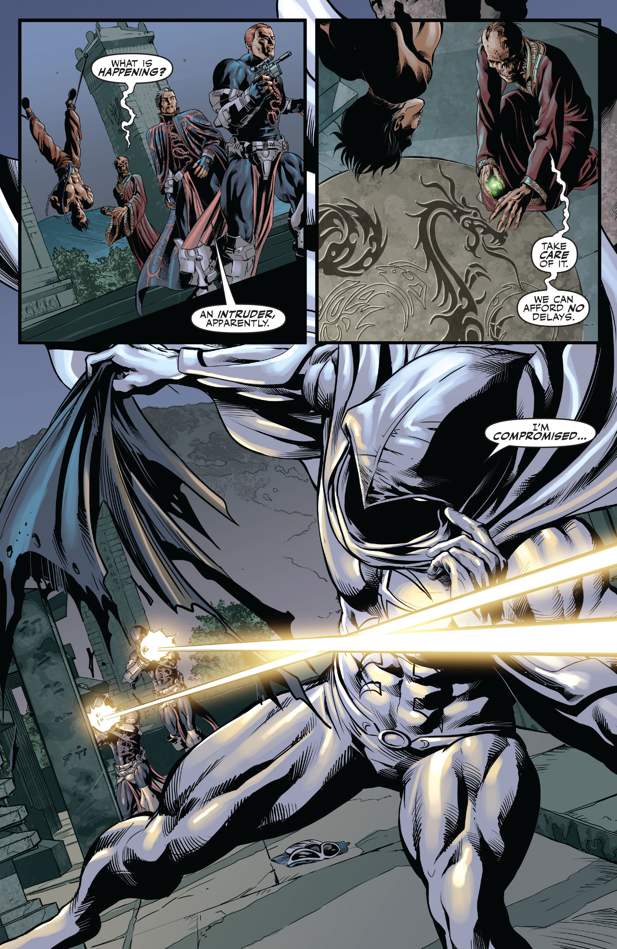 Read online Secret Avengers (2010) comic -  Issue #10 - 9