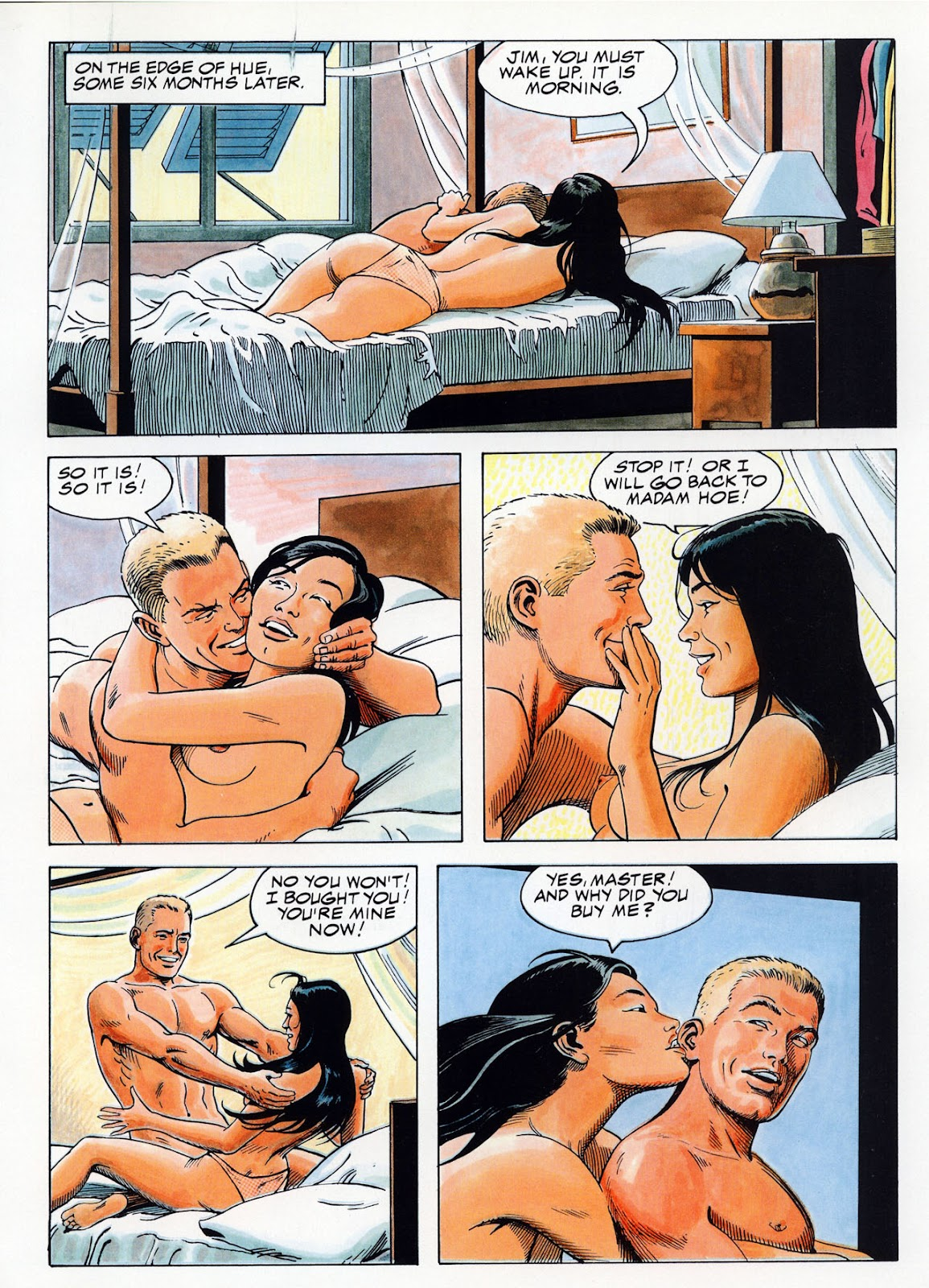 Epic Graphic Novel: Hearts and Minds issue Full - Page 35