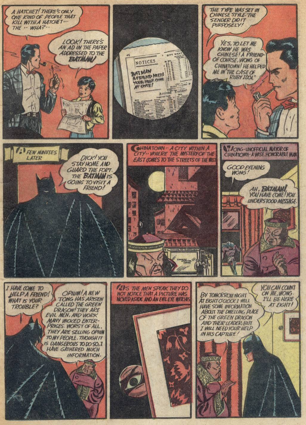 Read online Detective Comics (1937) comic -  Issue #39 - 6