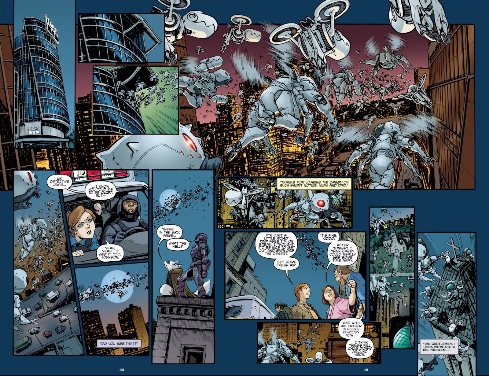 Read online Teenage Mutant Ninja Turtles: The IDW Collection comic -  Issue # TPB 6 (Part 2) - 88