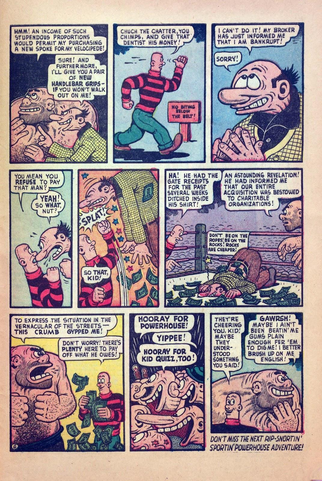 Read online Joker Comics comic -  Issue #20 - 33