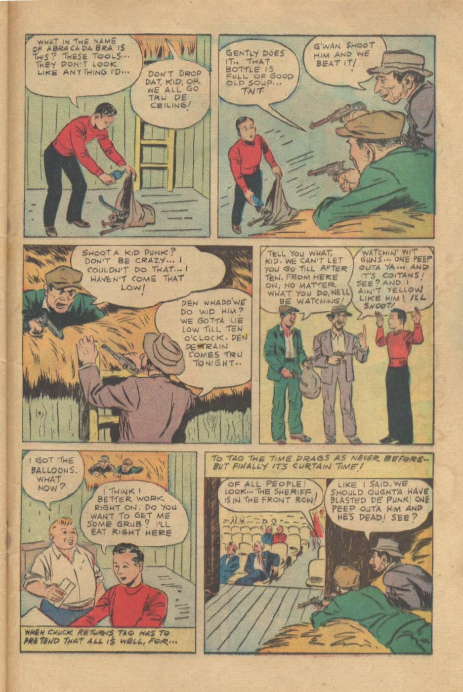 Super-Magician Comics issue 53 - Page 45