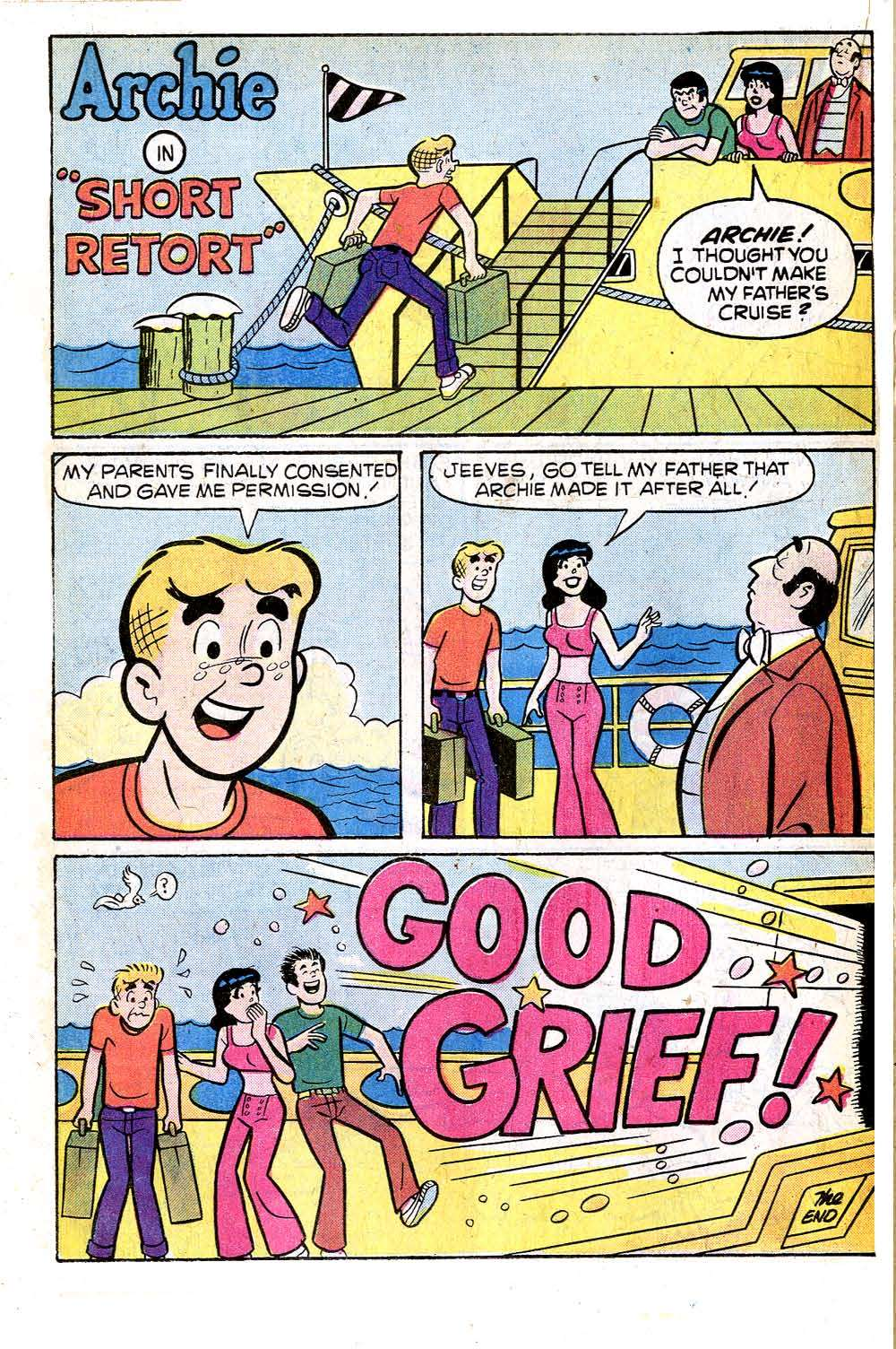 Read online Archie (1960) comic -  Issue #266 - 18