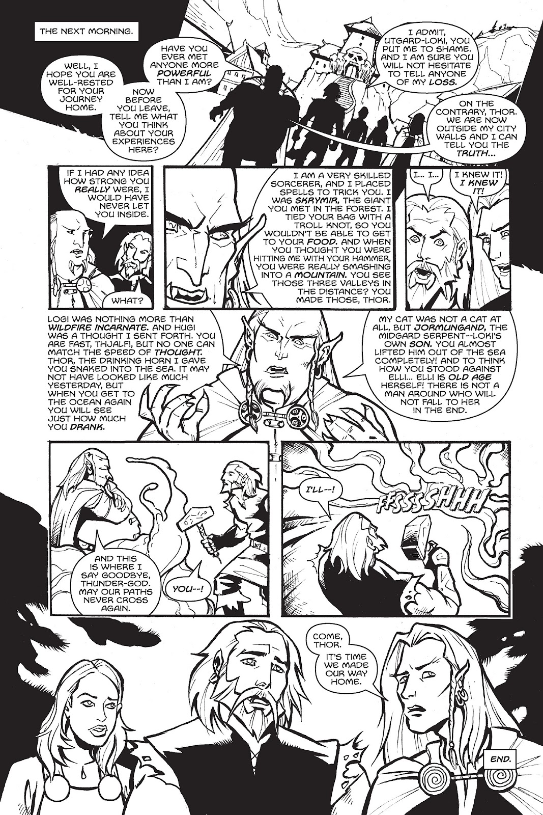 Read online Gods of Asgard comic -  Issue # TPB (Part 1) - 96
