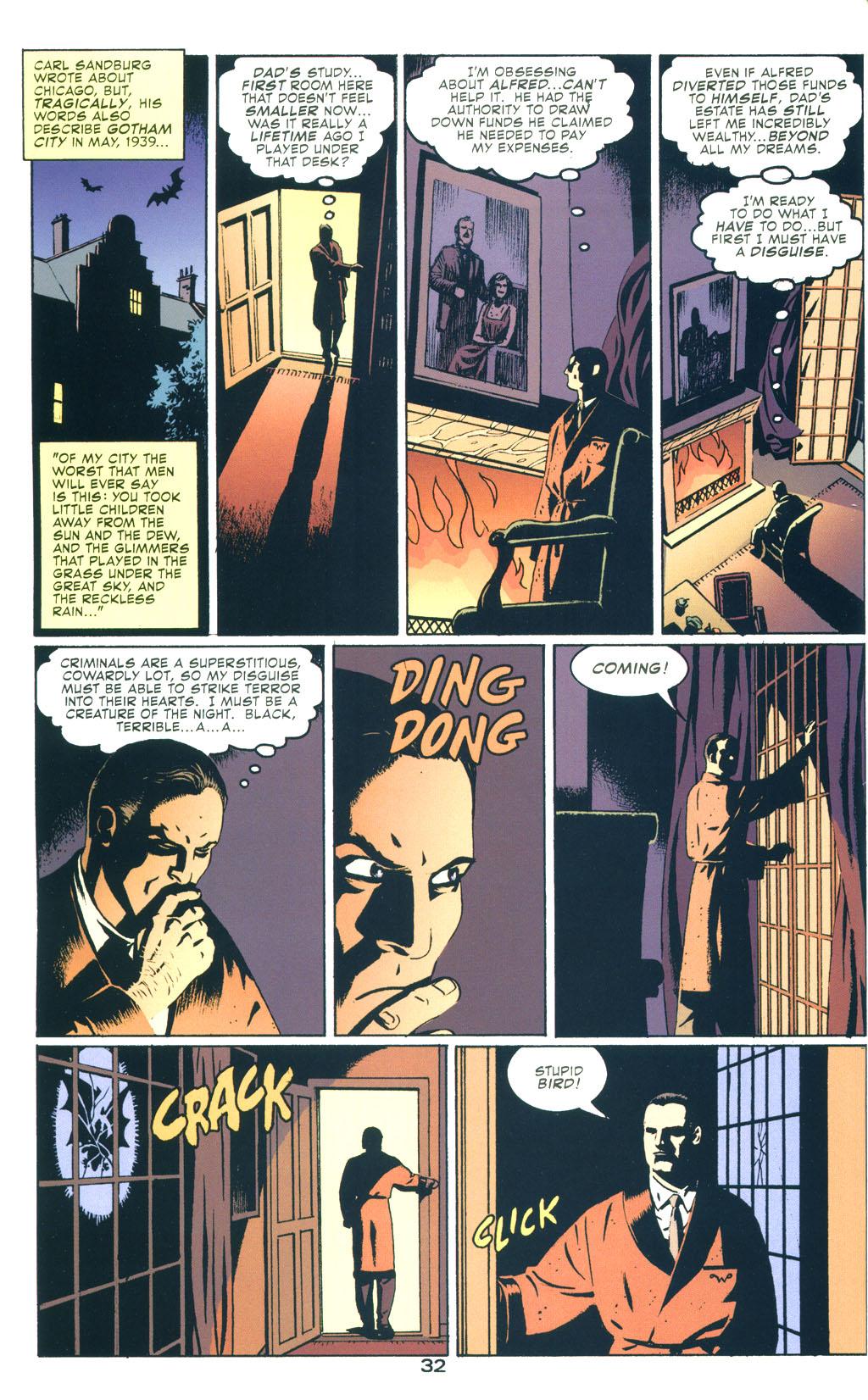 Read online Batman: Detective #27 comic -  Issue #27 TPB - 38