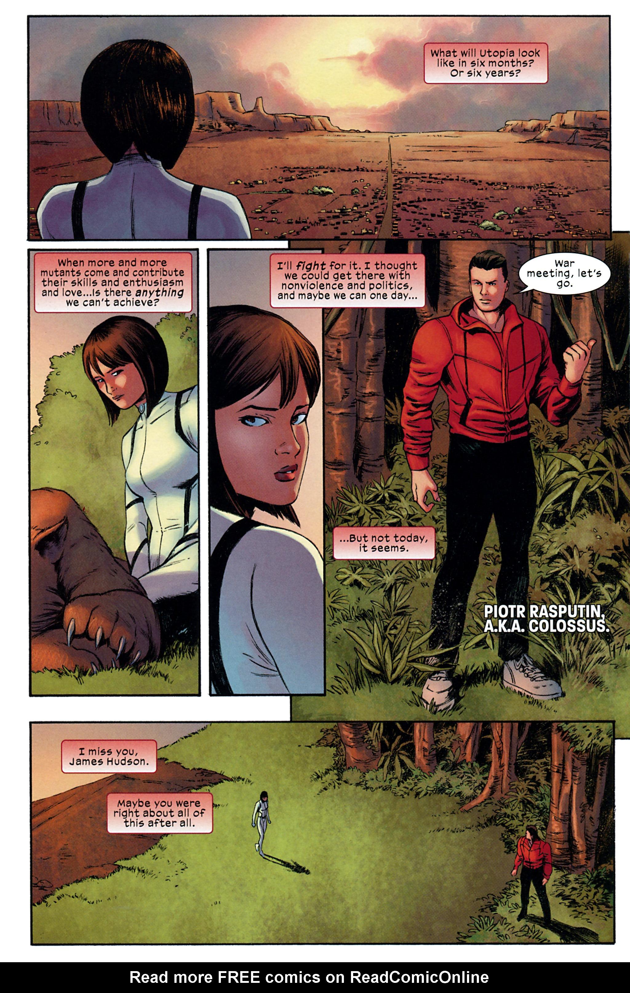 Read online Ultimate Comics X-Men comic -  Issue #32 - 5