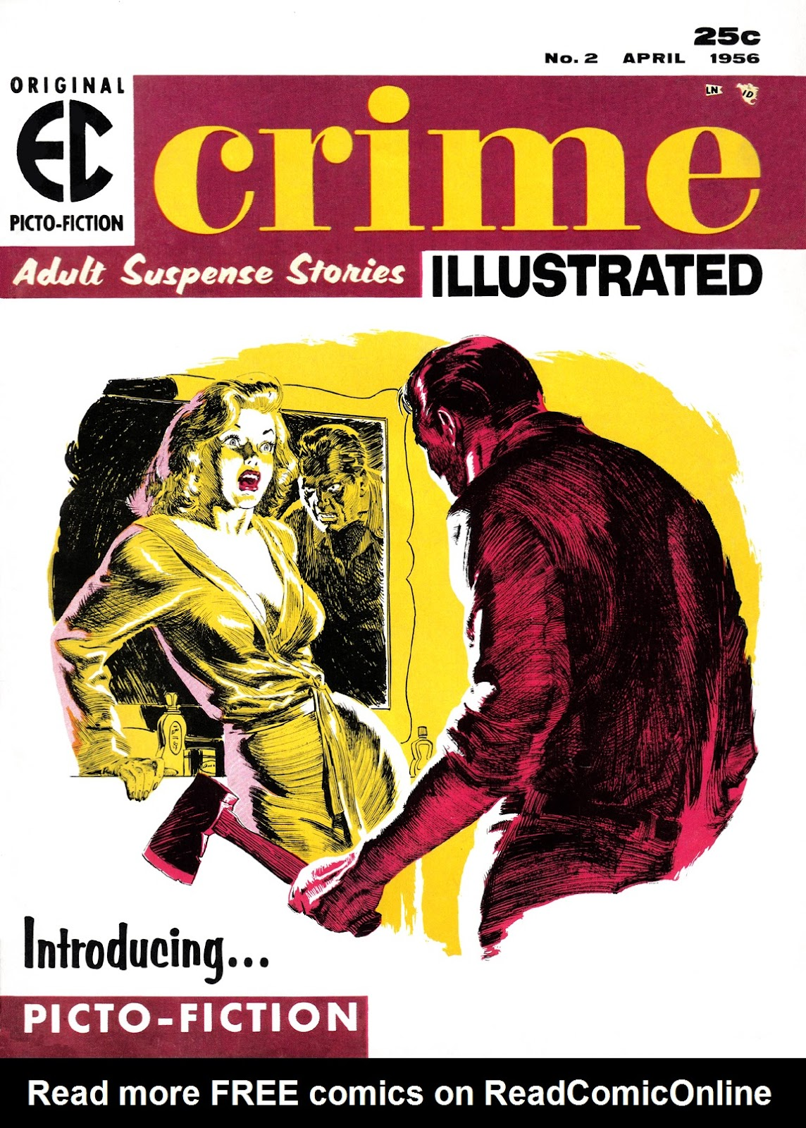 Crime Illustrated issue 2 - Page 1