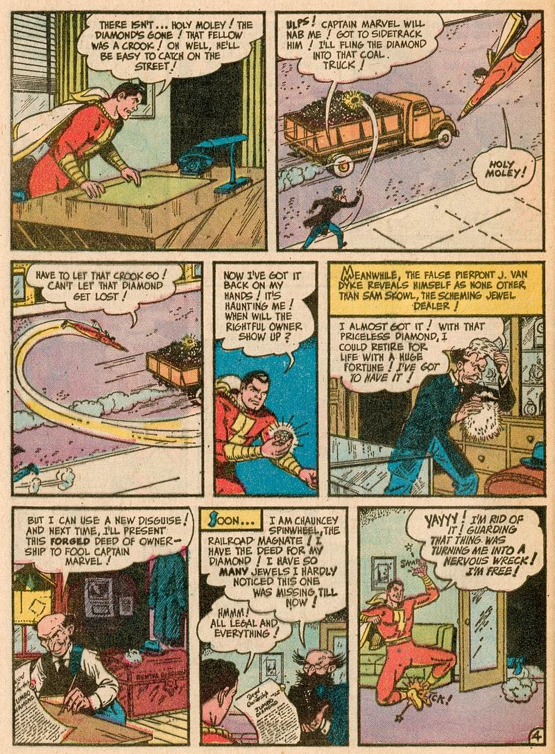Read online Shazam! (1973) comic -  Issue #4 - 22