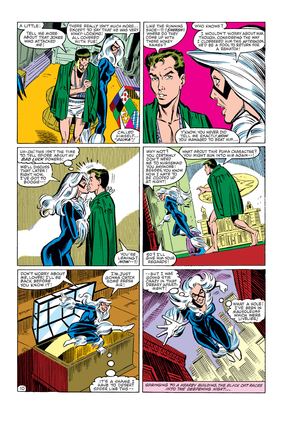 The Amazing Spider-Man (1963) 257 Page 10