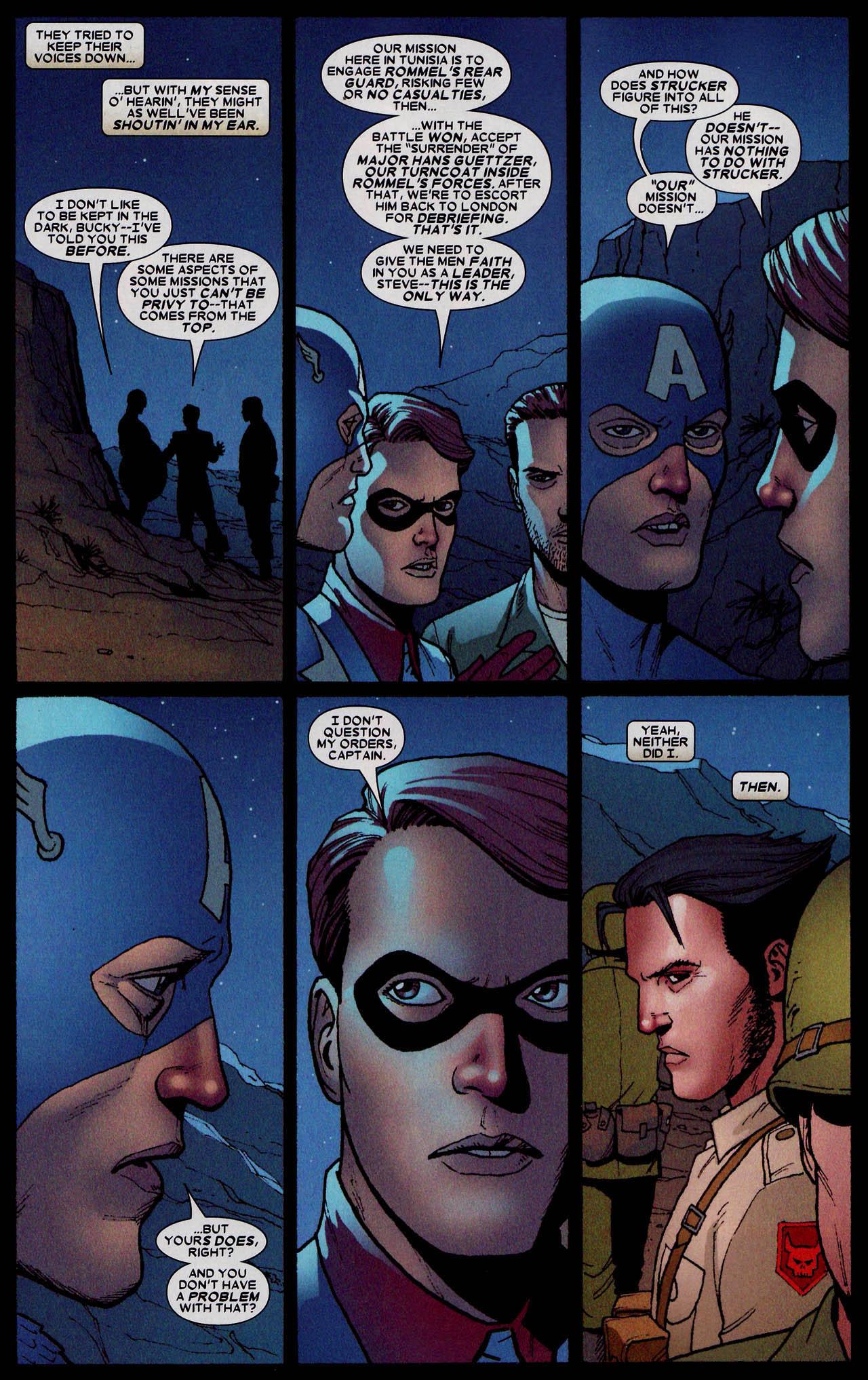 Read online Wolverine: Origins comic -  Issue #18 - 11