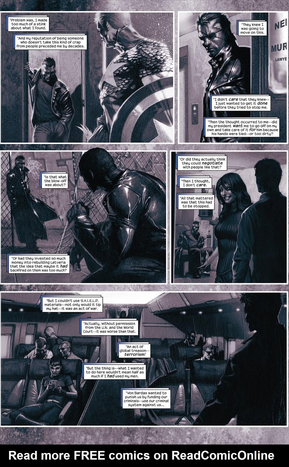Read online Secret War comic -  Issue #5 - 17