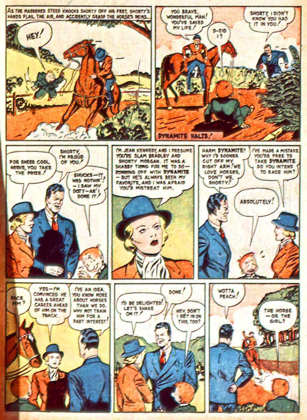Read online Detective Comics (1937) comic -  Issue #37 - 60