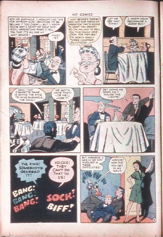 Read online Hit Comics comic -  Issue #36 - 28