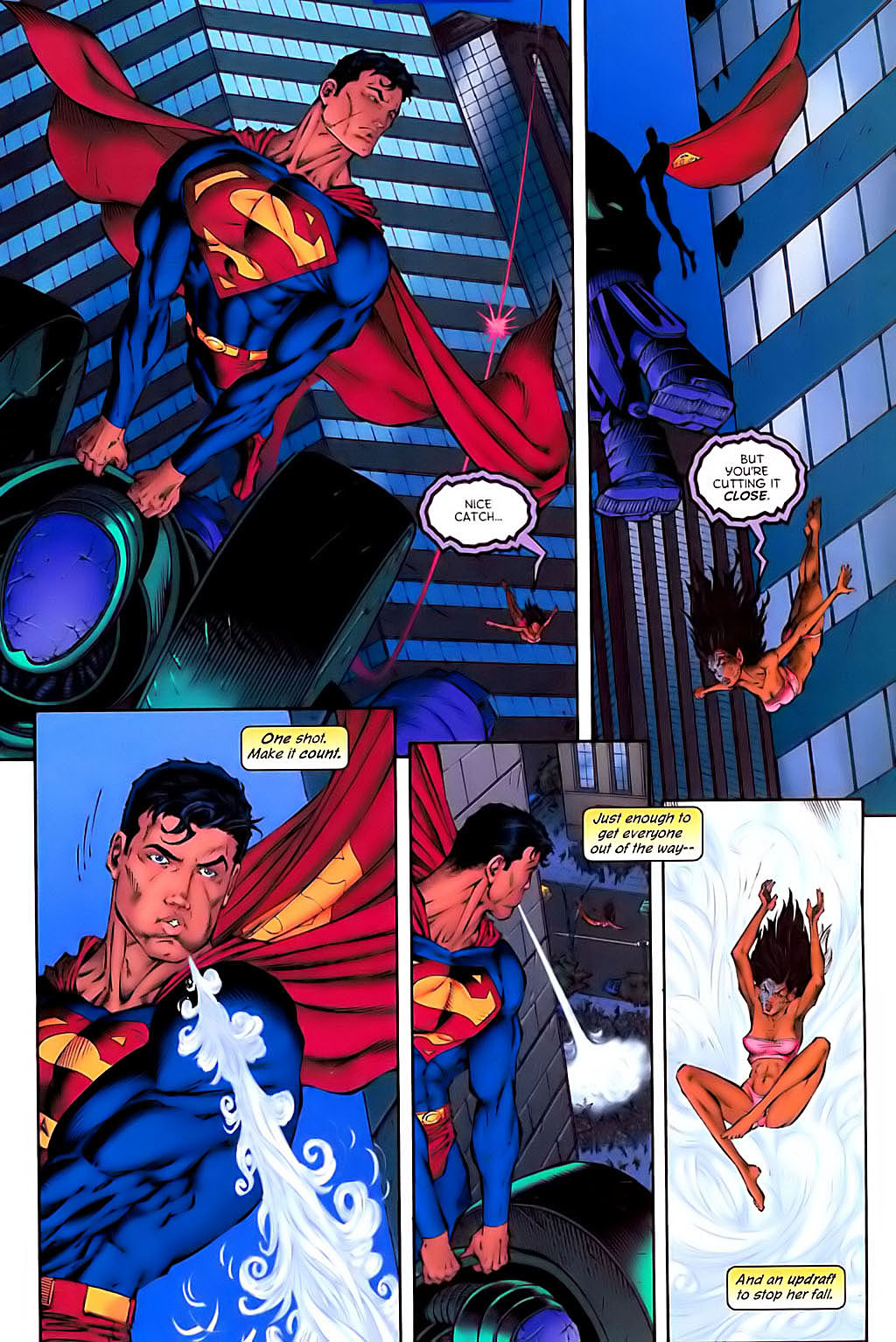 Read online Adventures of Superman (1987) comic -  Issue #639 - 13