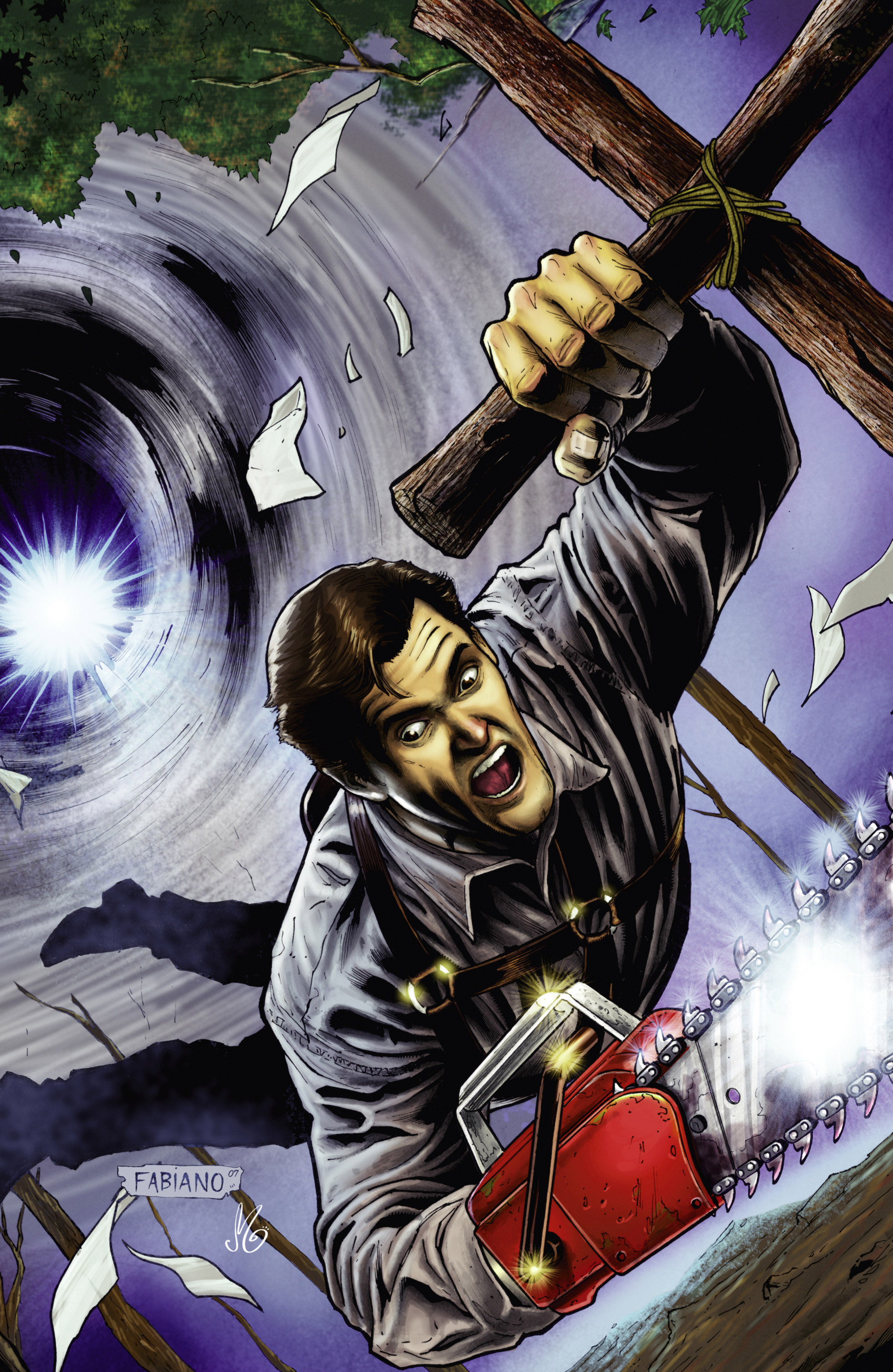 Read online Army of Darkness: From the Ashes comic -  Issue #Army of Darkness: From the Ashes TPB - 109