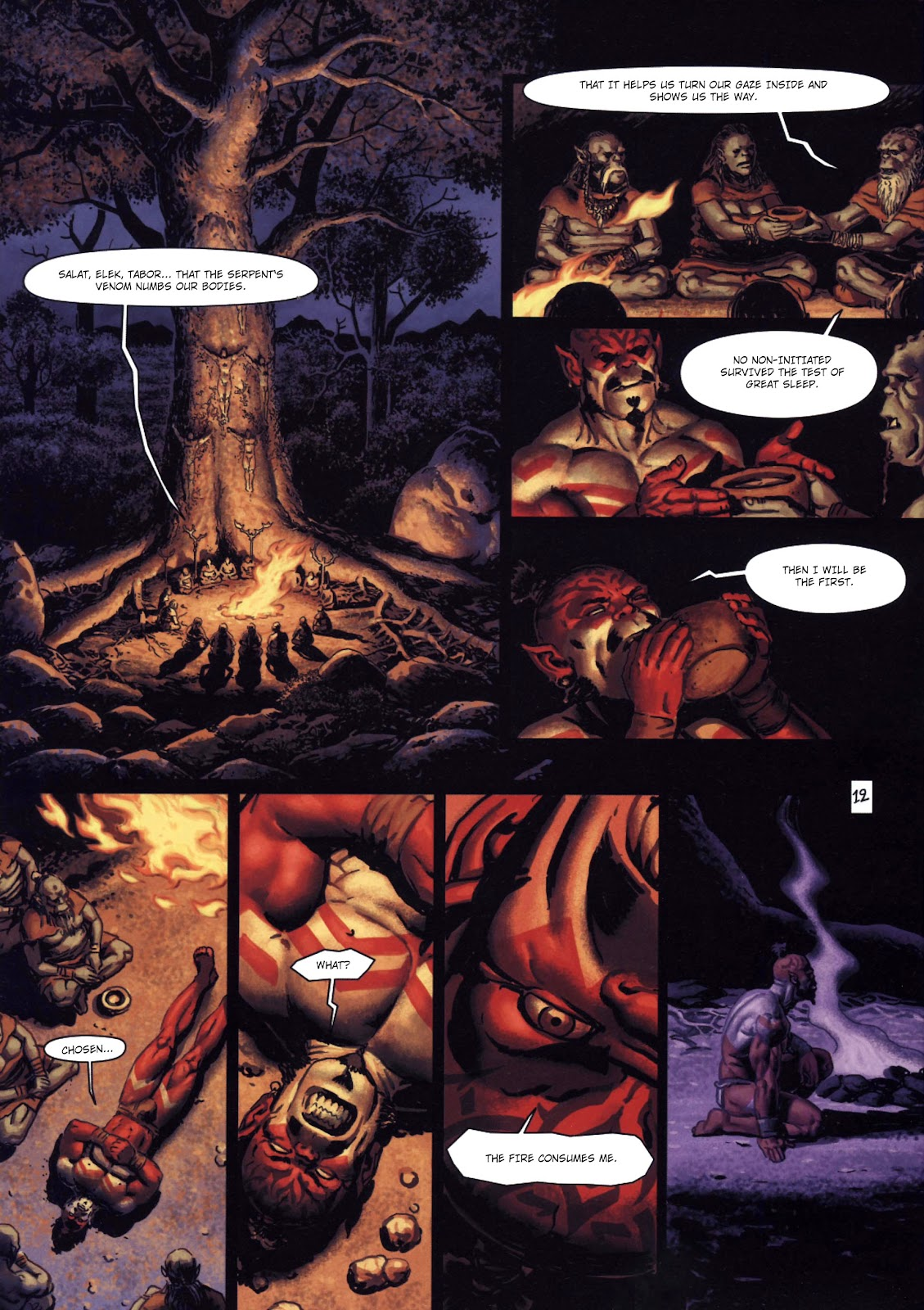 Read online Orks comic -  Issue #2 - 15