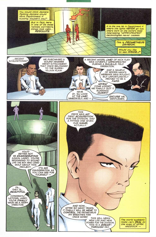Read online Alpha Flight (1997) comic -  Issue #4 - 18