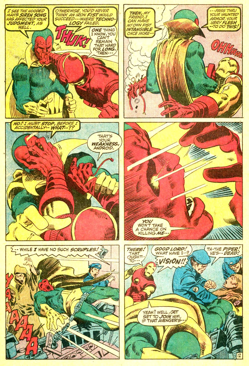 The Avengers (1963) 98 Page 12