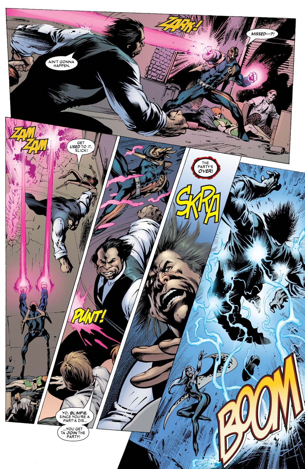 Uncanny X-Men (1963) issue 451 - Page 21