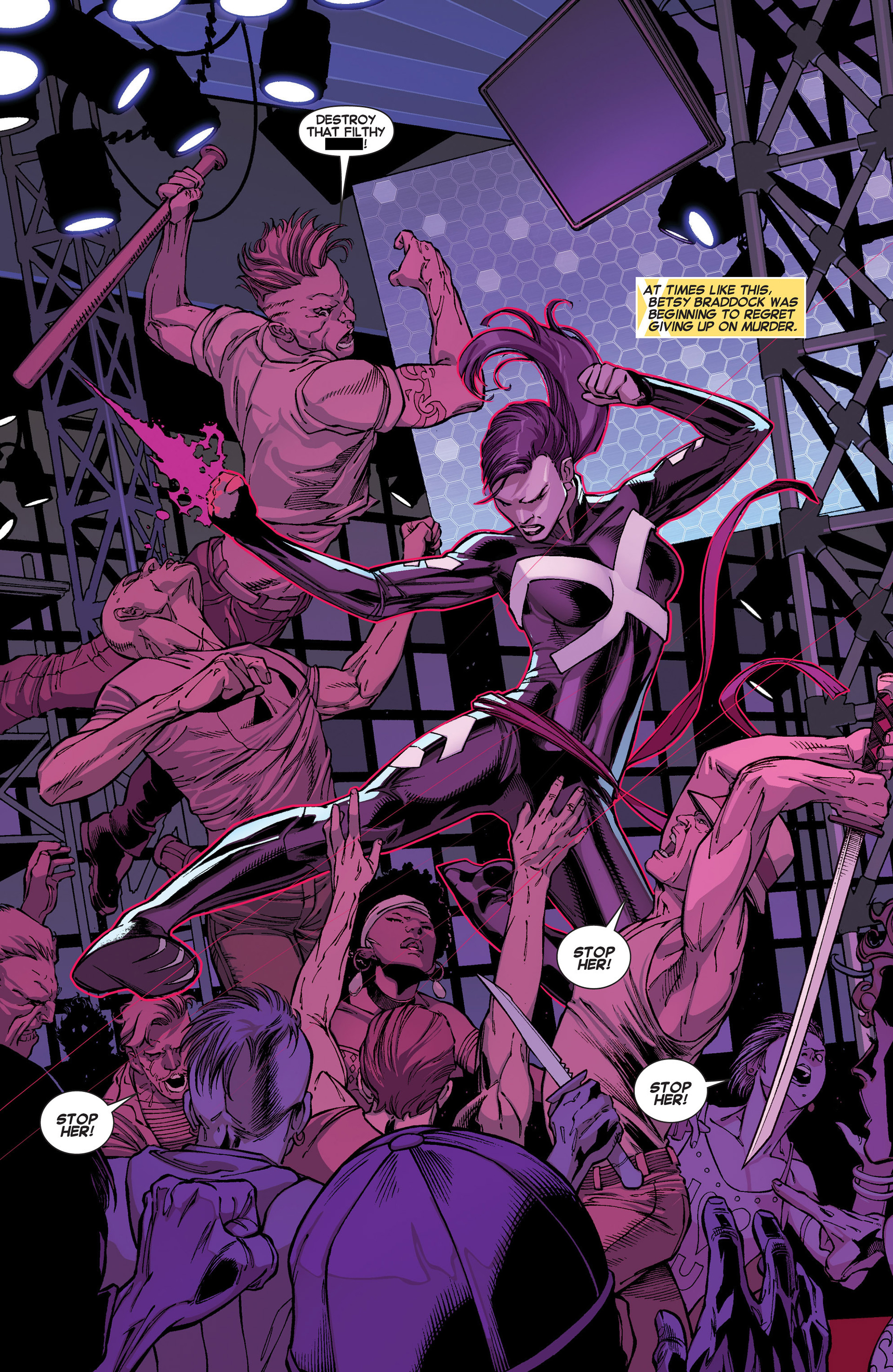 Read online Uncanny X-Force (2013) comic -  Issue #2 - 4