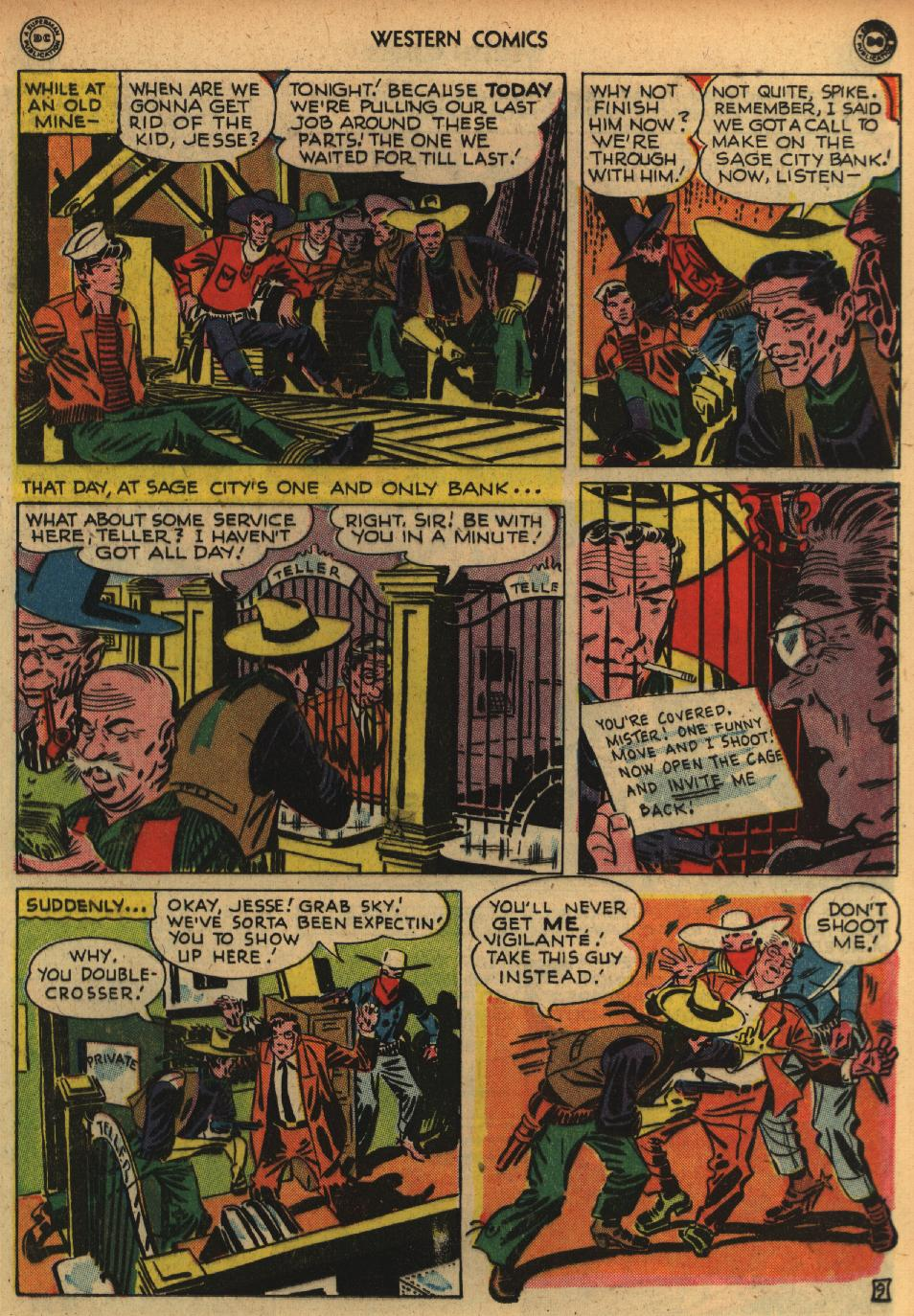 Western Comics issue 1 - Page 31