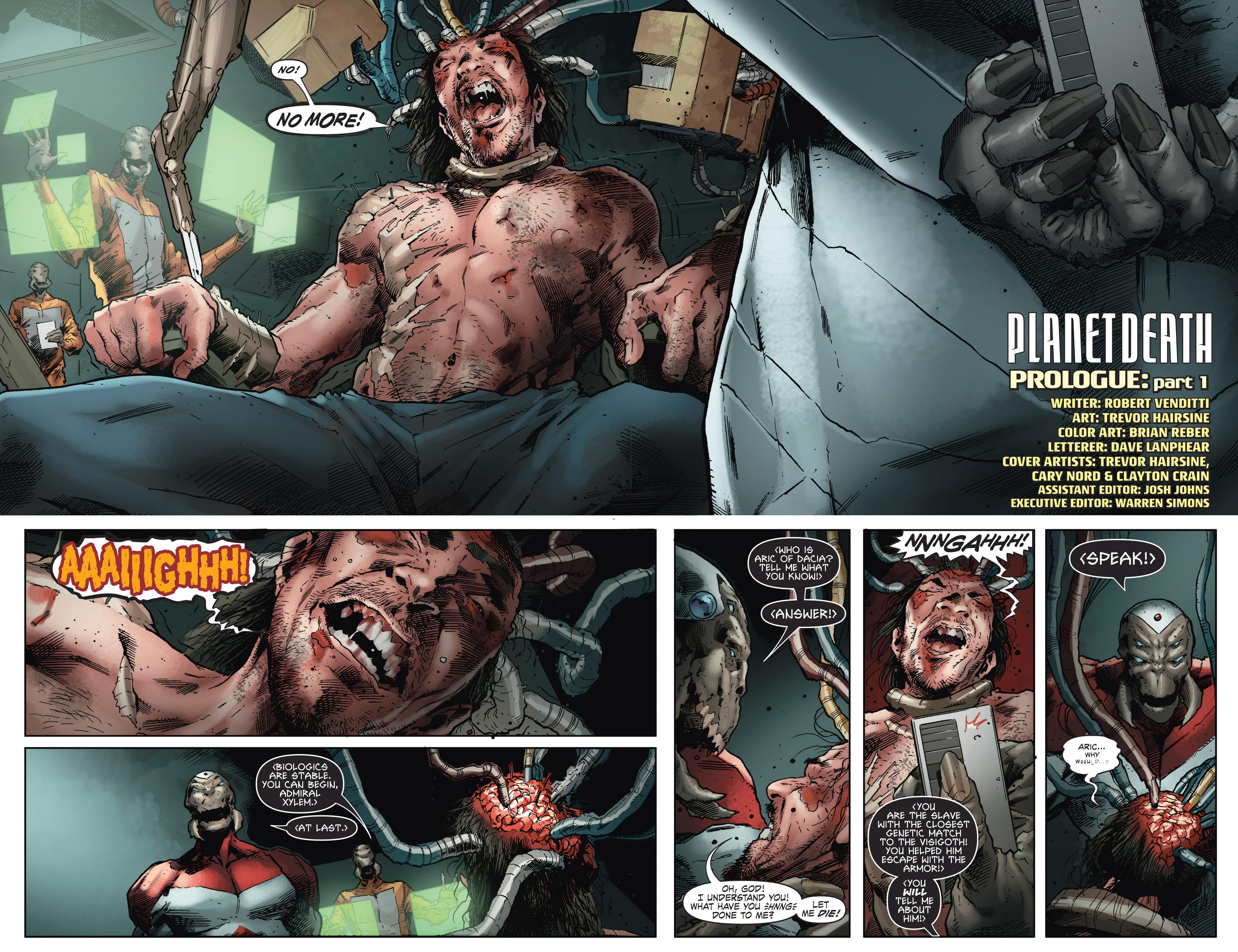 Read online Shadowman (2012) comic -  Issue #2 - 28