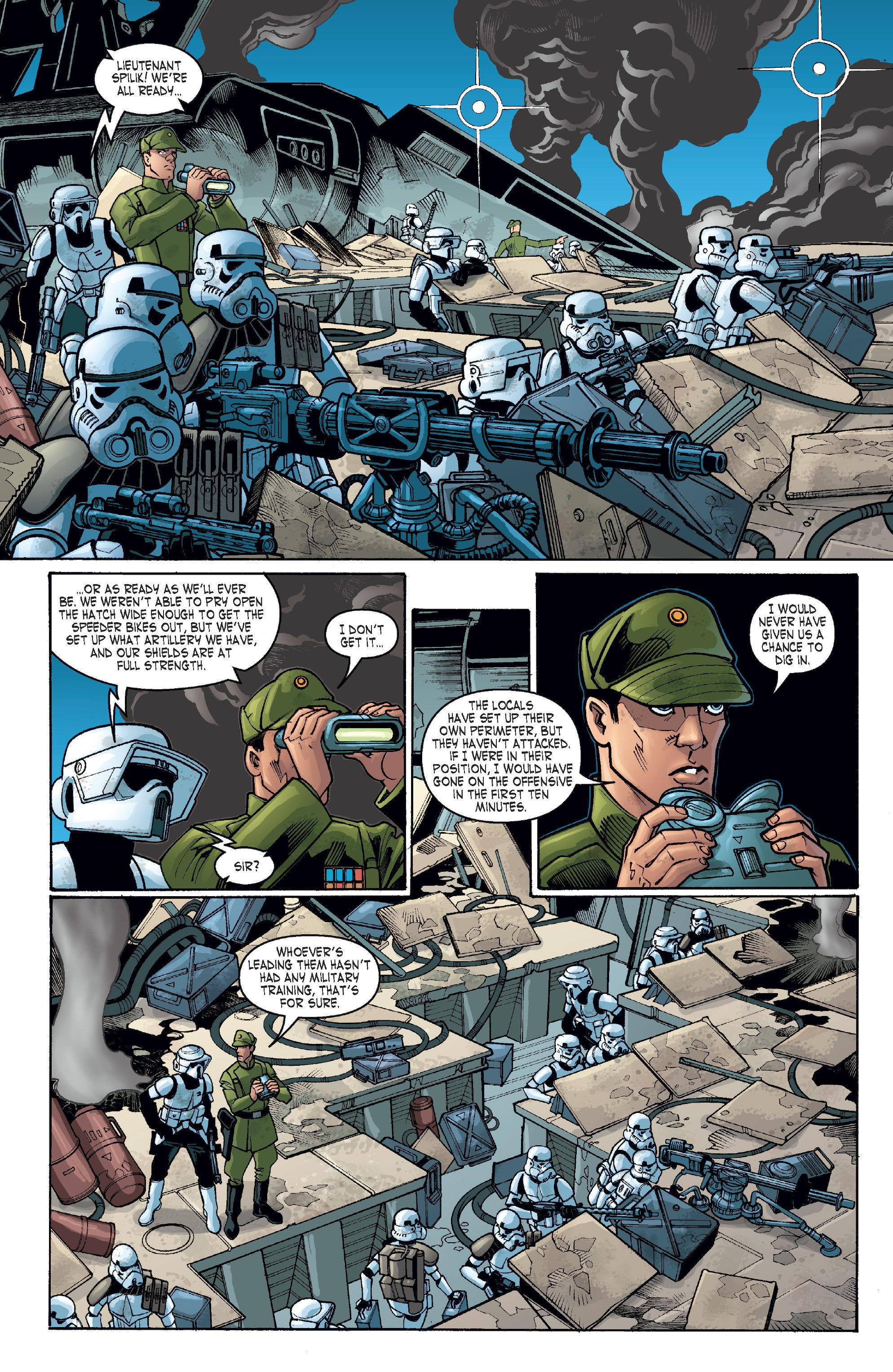 Read online Star Wars Omnibus comic -  Issue # Vol. 17 - 131