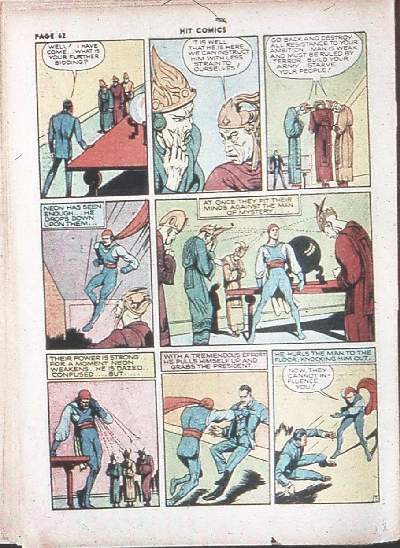 Read online Hit Comics comic -  Issue #7 - 64