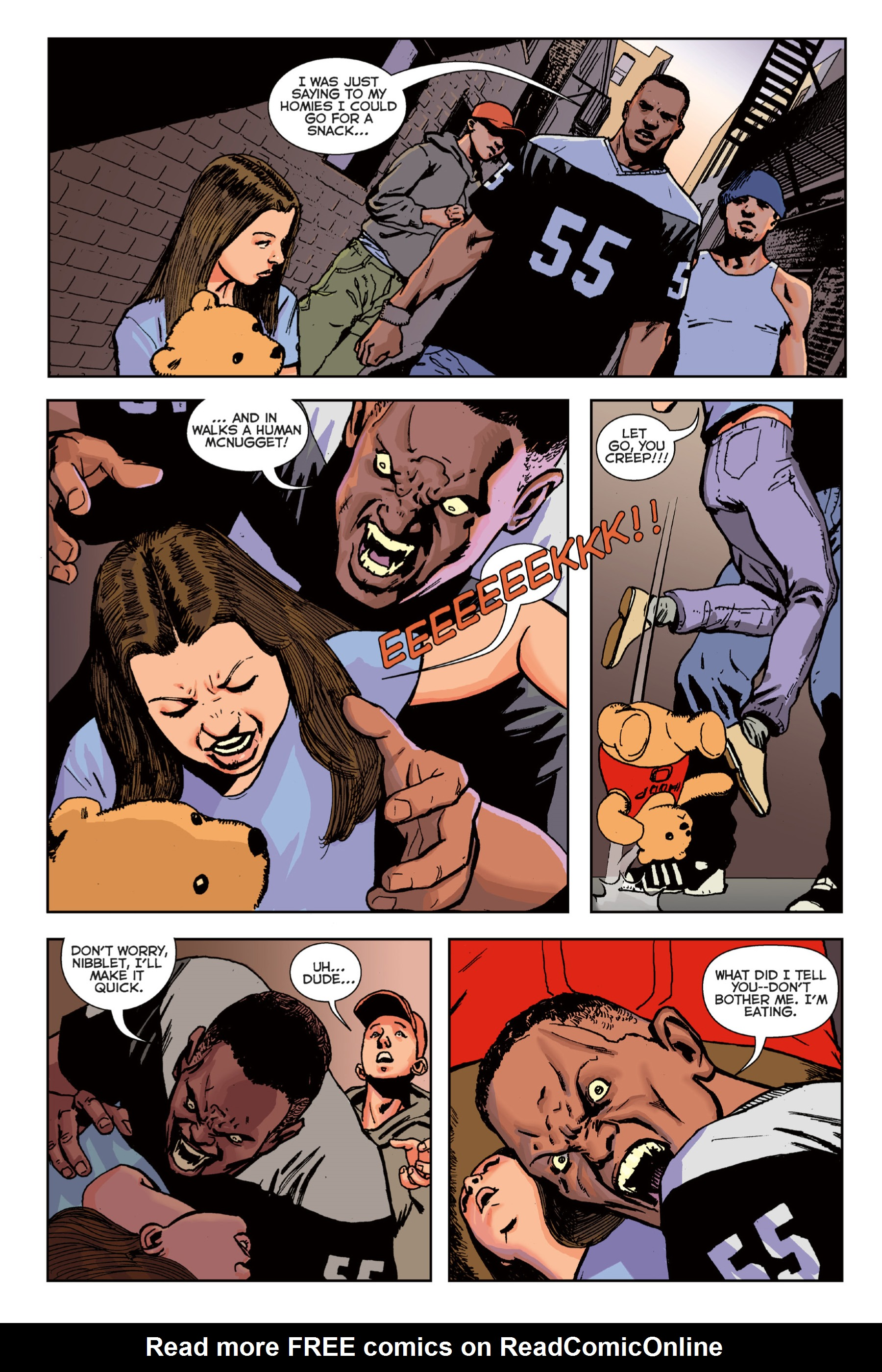 Read online Buffy the Vampire Slayer: Omnibus comic -  Issue # TPB 1 - 208