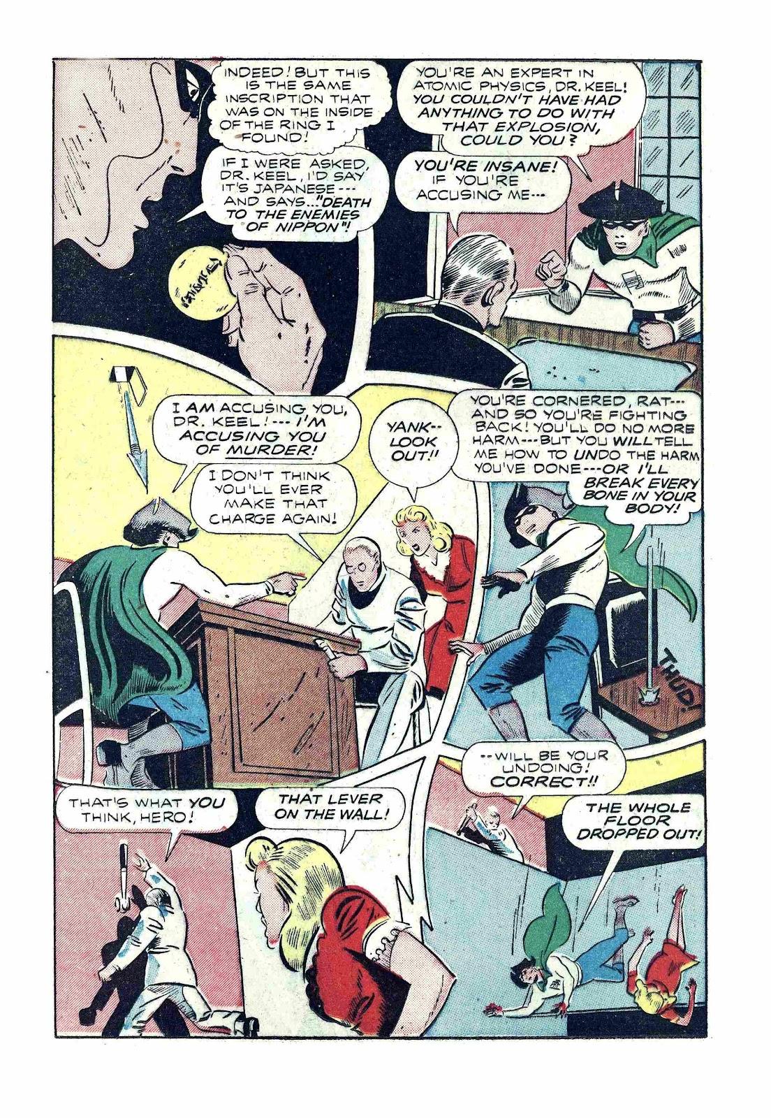 Read online America's Best Comics comic -  Issue #13 - 21