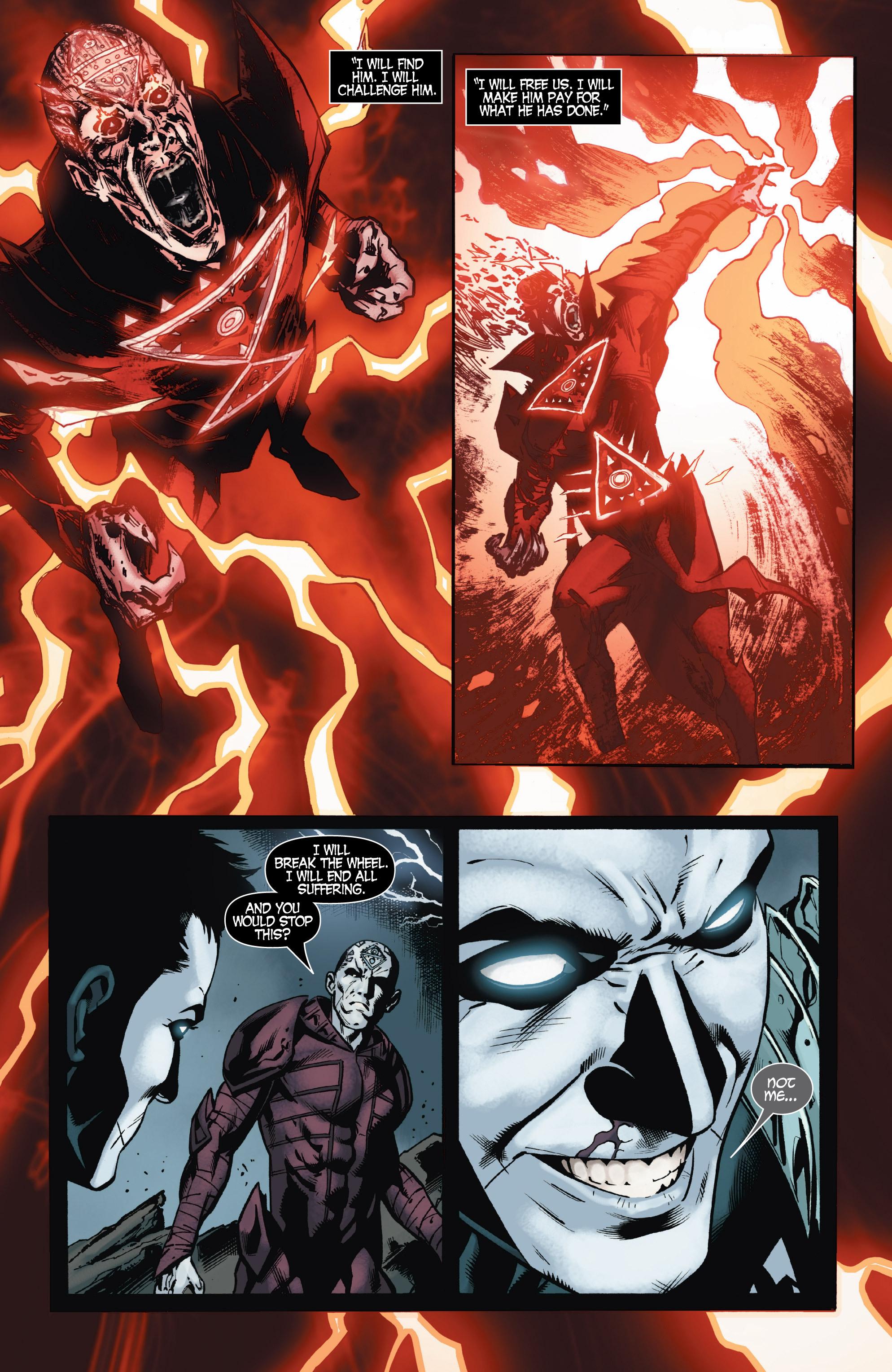 Read online Shadowman (2012) comic -  Issue #9 - 10