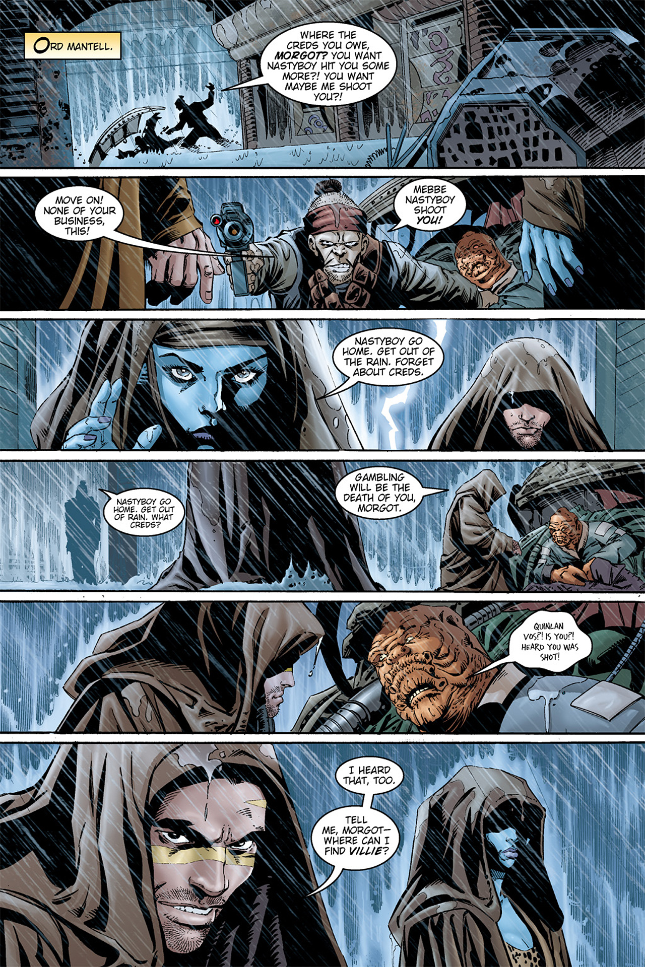 Read online Star Wars Omnibus comic -  Issue # Vol. 15.5 - 166