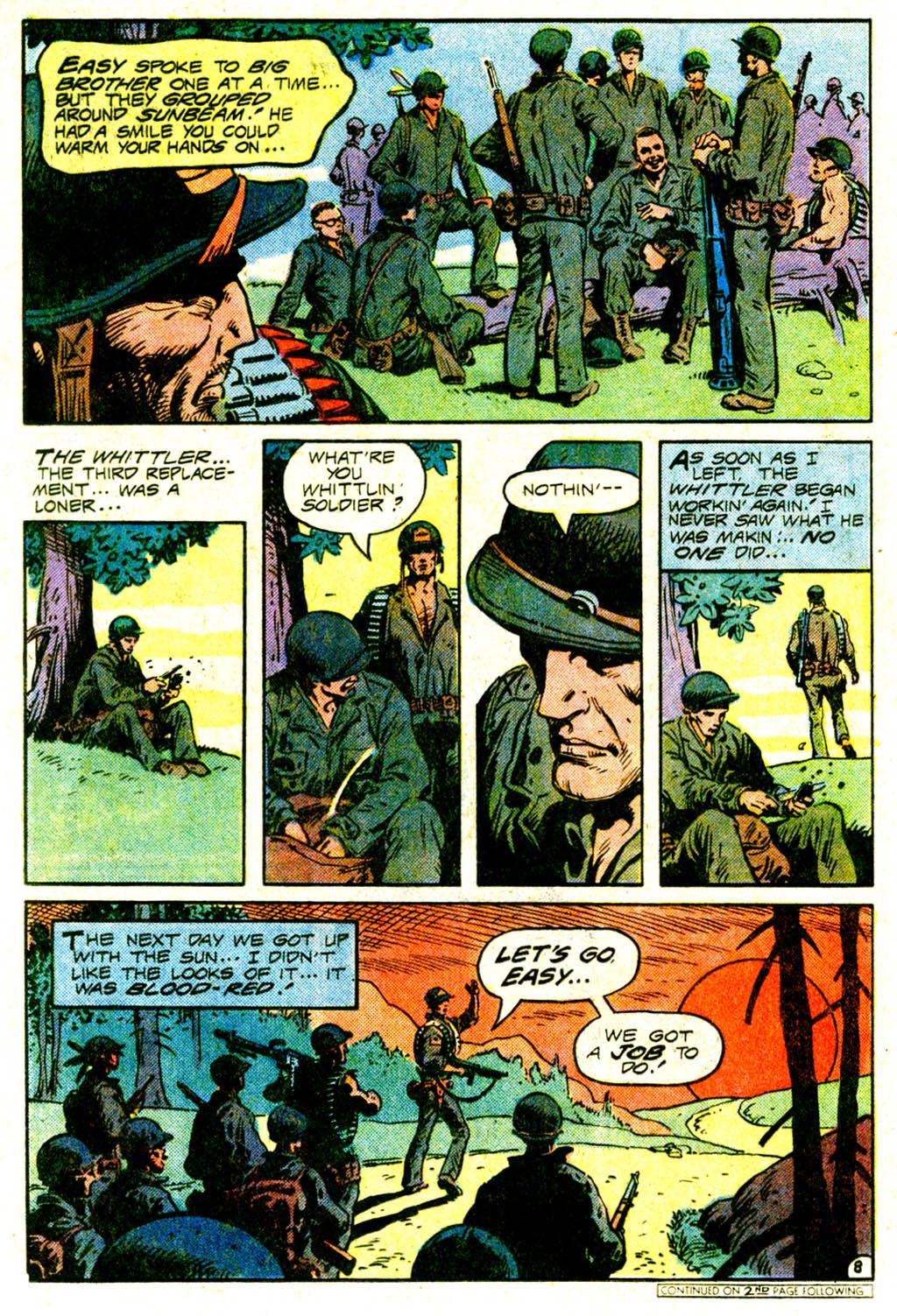 Read online Sgt. Rock comic -  Issue #375 - 11