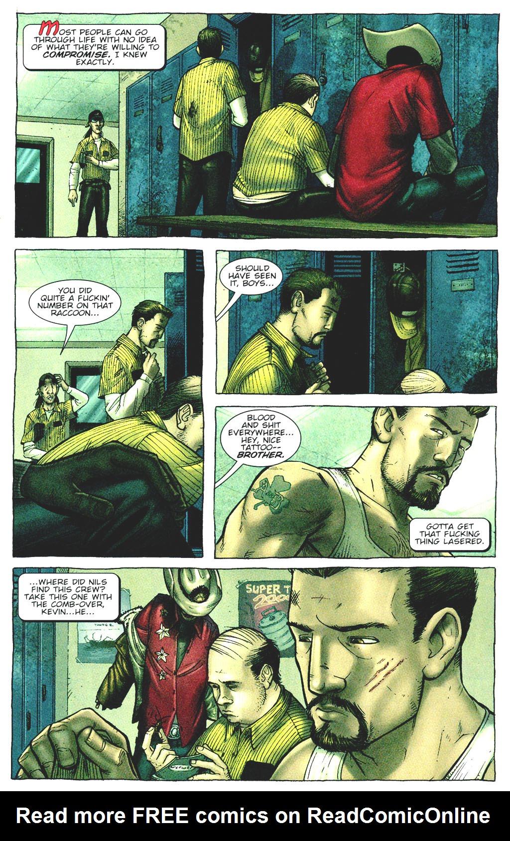 Read online The Exterminators comic -  Issue #1 - 22